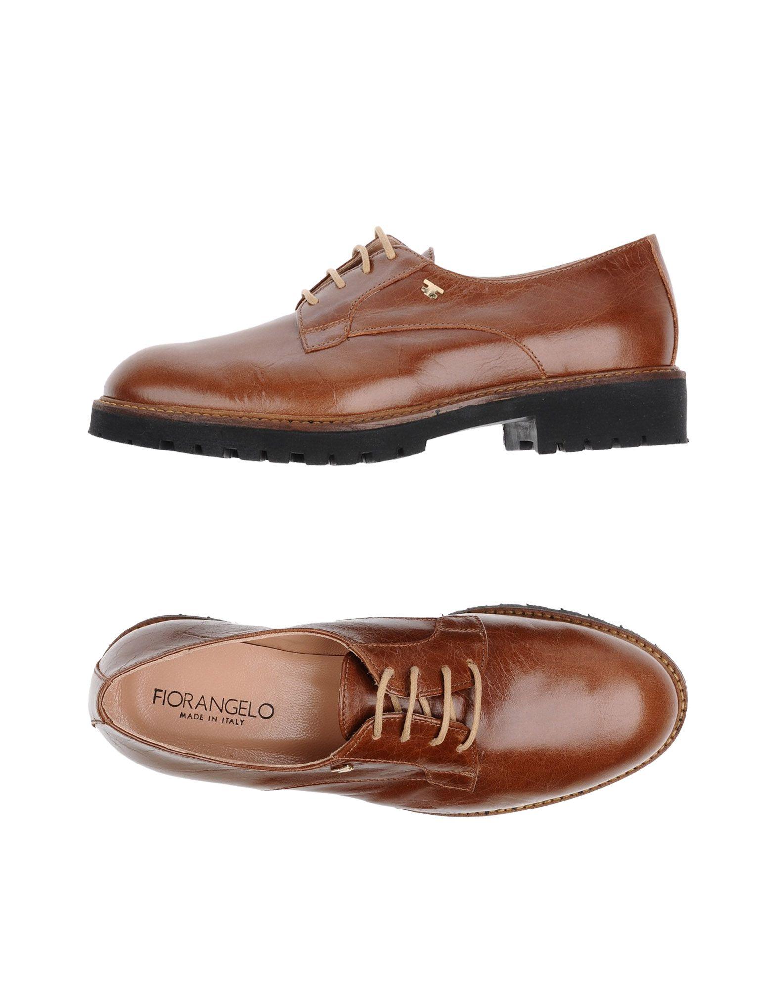 Fiorangelo Schnürschuhe Damen  11291387TV Gute Qualität beliebte Schuhe