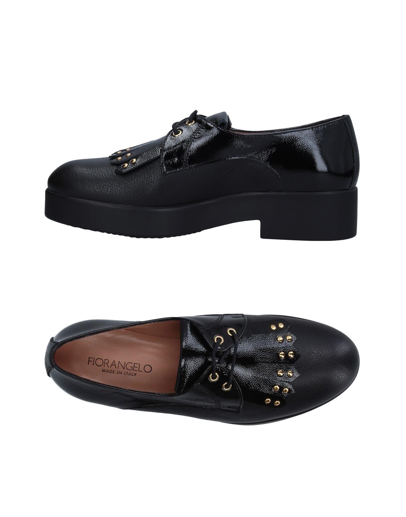 Fiorangelo Schnürschuhe Damen  11291391PW Gute Qualität beliebte Schuhe