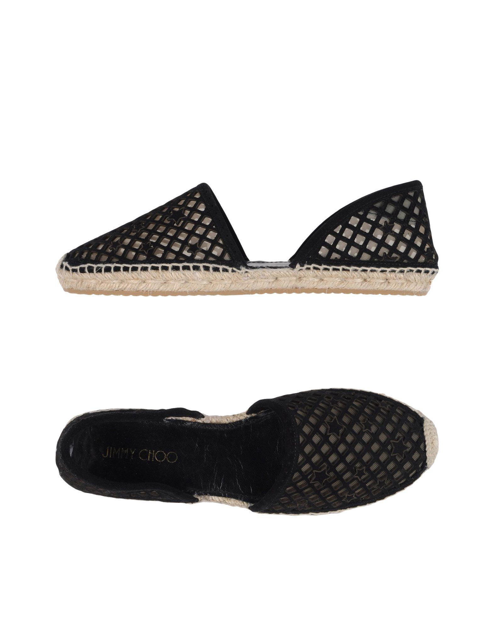Jimmy Jimmy Jimmy Choo Espadrilles Damen  11291414HX Beliebte Schuhe 47e0d1