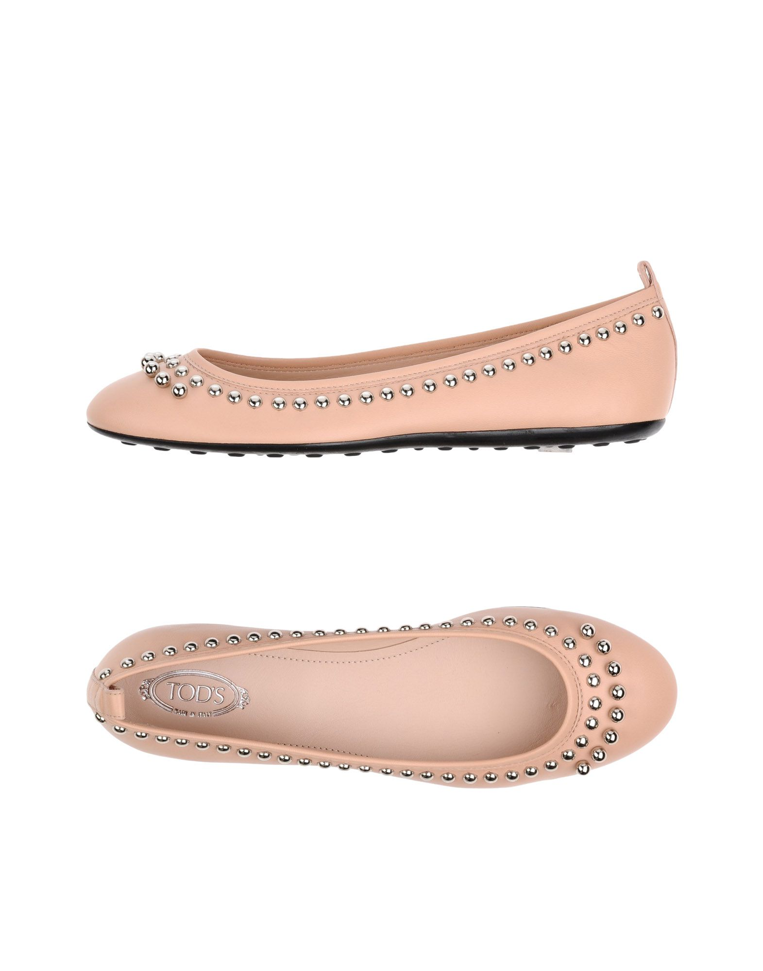 Stilvolle billige Schuhe Tod's Ballerinas Damen  11291548CP