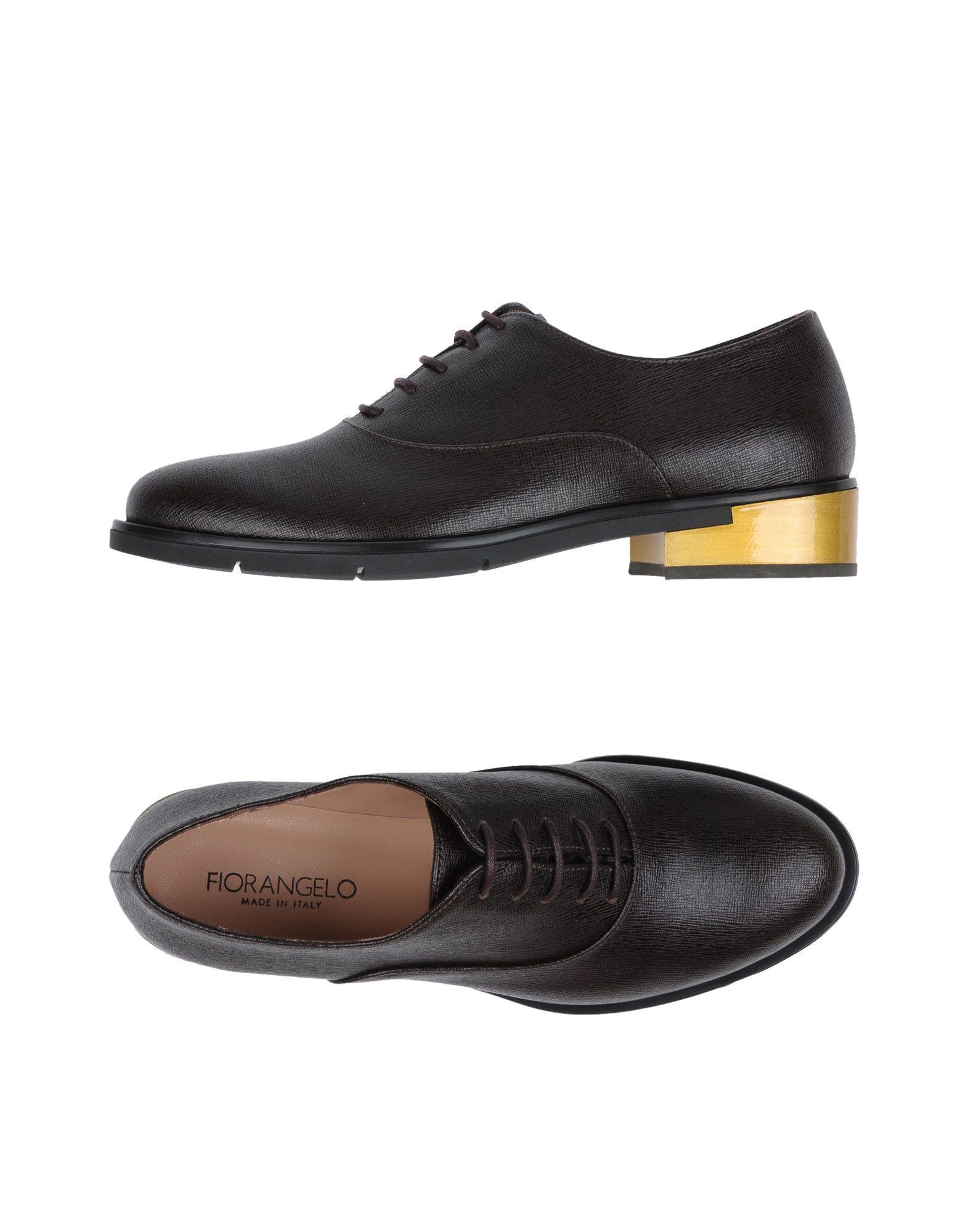 Gut um billige Schuhe zu tragenFiorangelo Schnürschuhe Damen  11291561FW