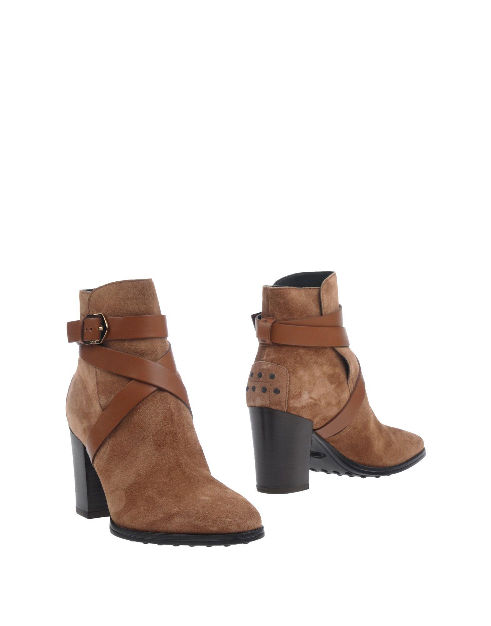 Haltbare Mode billige Schuhe Tod's Stiefelette Damen  11291566NN Heiße Schuhe