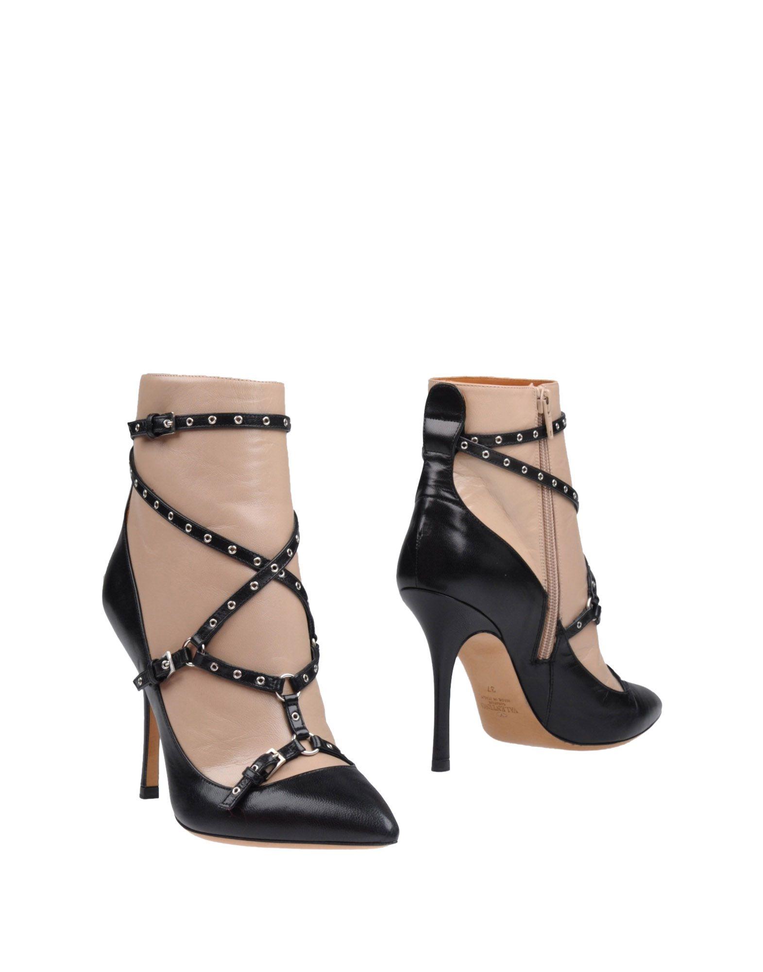 Valentino Garavani Stiefelette Damen aussehende  11291653ABGünstige gut aussehende Damen Schuhe b51e49
