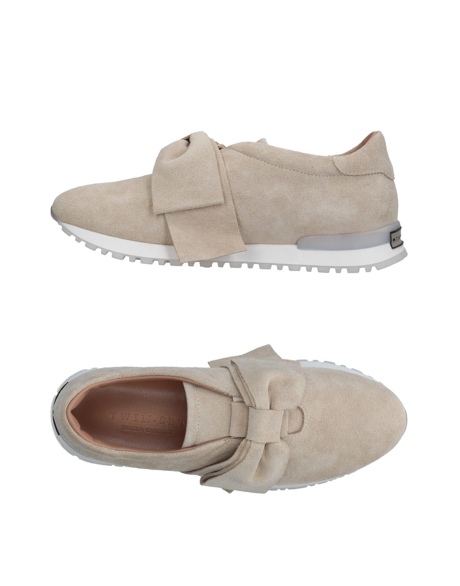 Twin-Set Simona Barbieri Sneakers - Women Twin-Set Simona Barbieri Canada Sneakers online on  Canada Barbieri - 11291702FM 0e440c