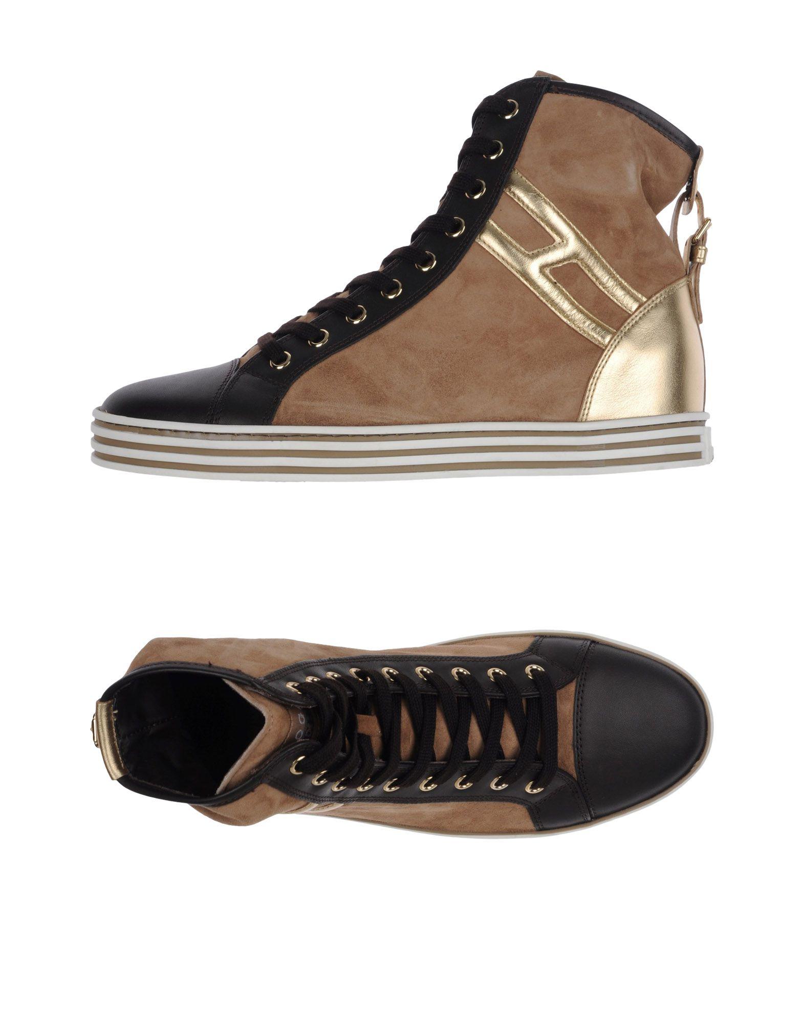 Rabatt Schuhe Hogan Rebel Sneakers Damen  11292218SD