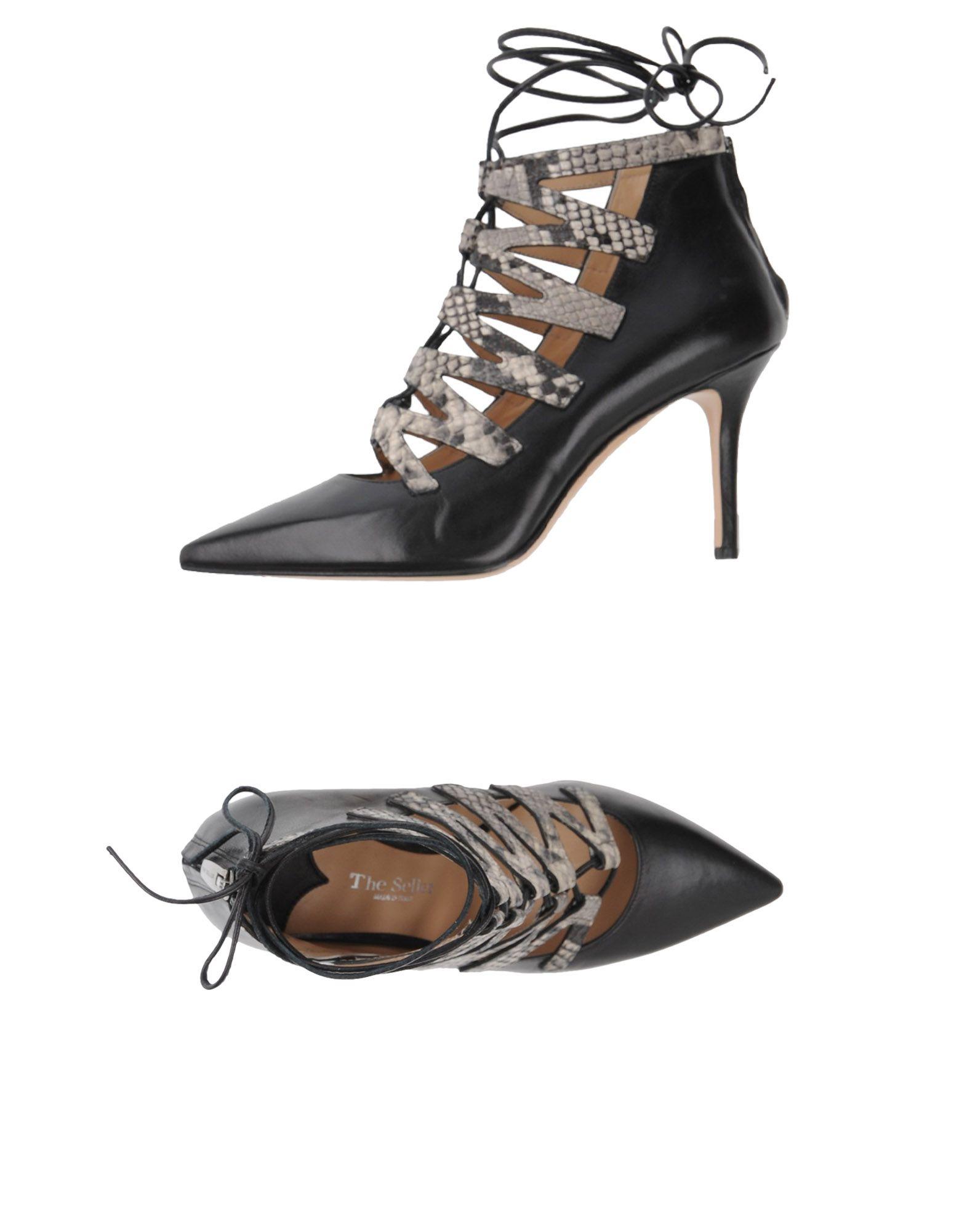 Stilvolle Stilvolle Stilvolle billige Schuhe The Seller Pumps Damen  11292721GT c057ea