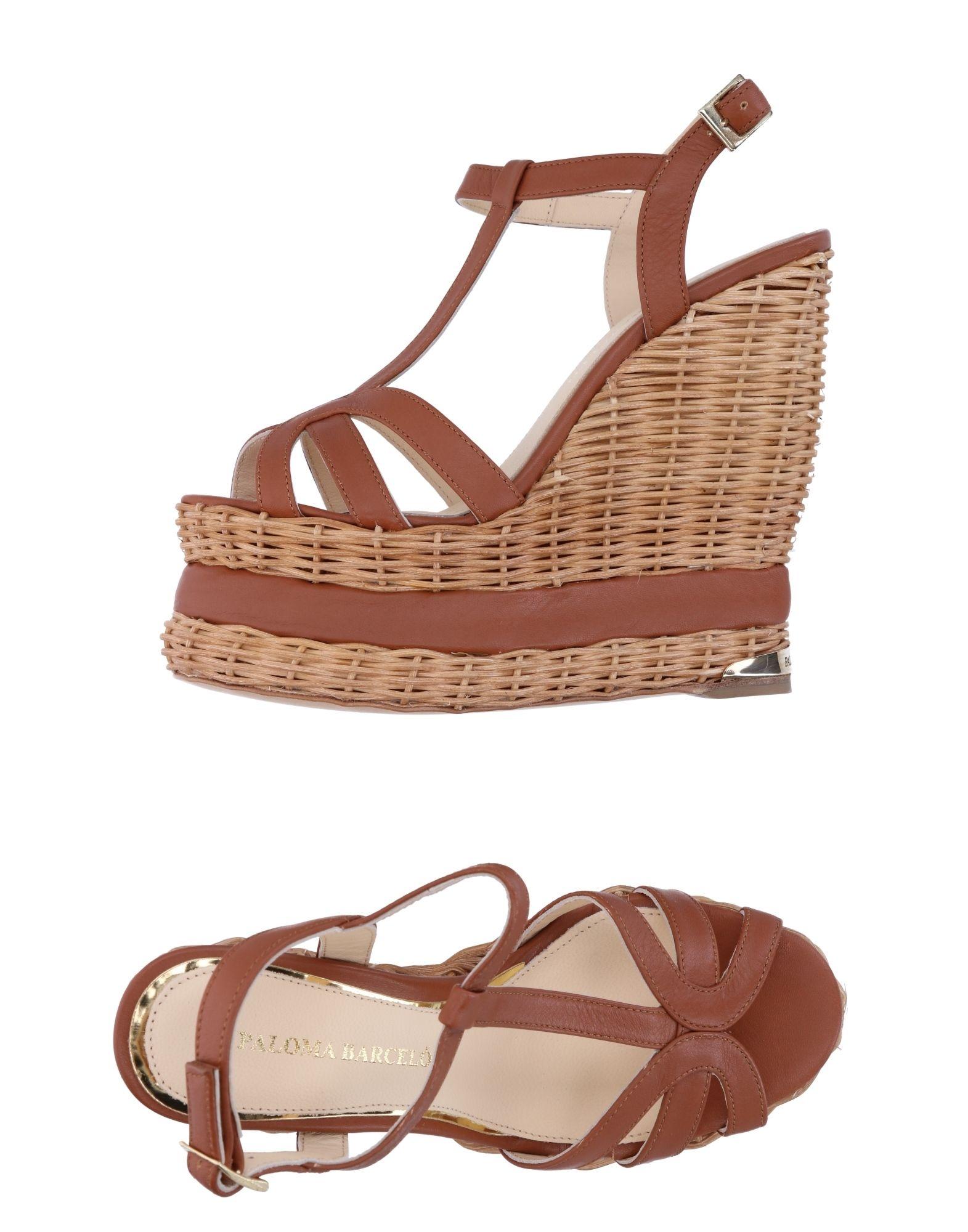 Stilvolle Sandalen billige Schuhe Paloma Barceló Sandalen Stilvolle Damen  11292762JB 1d5005