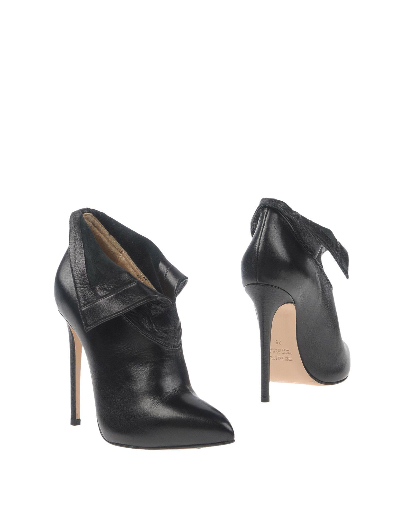 Stilvolle billige Schuhe The Seller Stiefelette Damen  11292825LH
