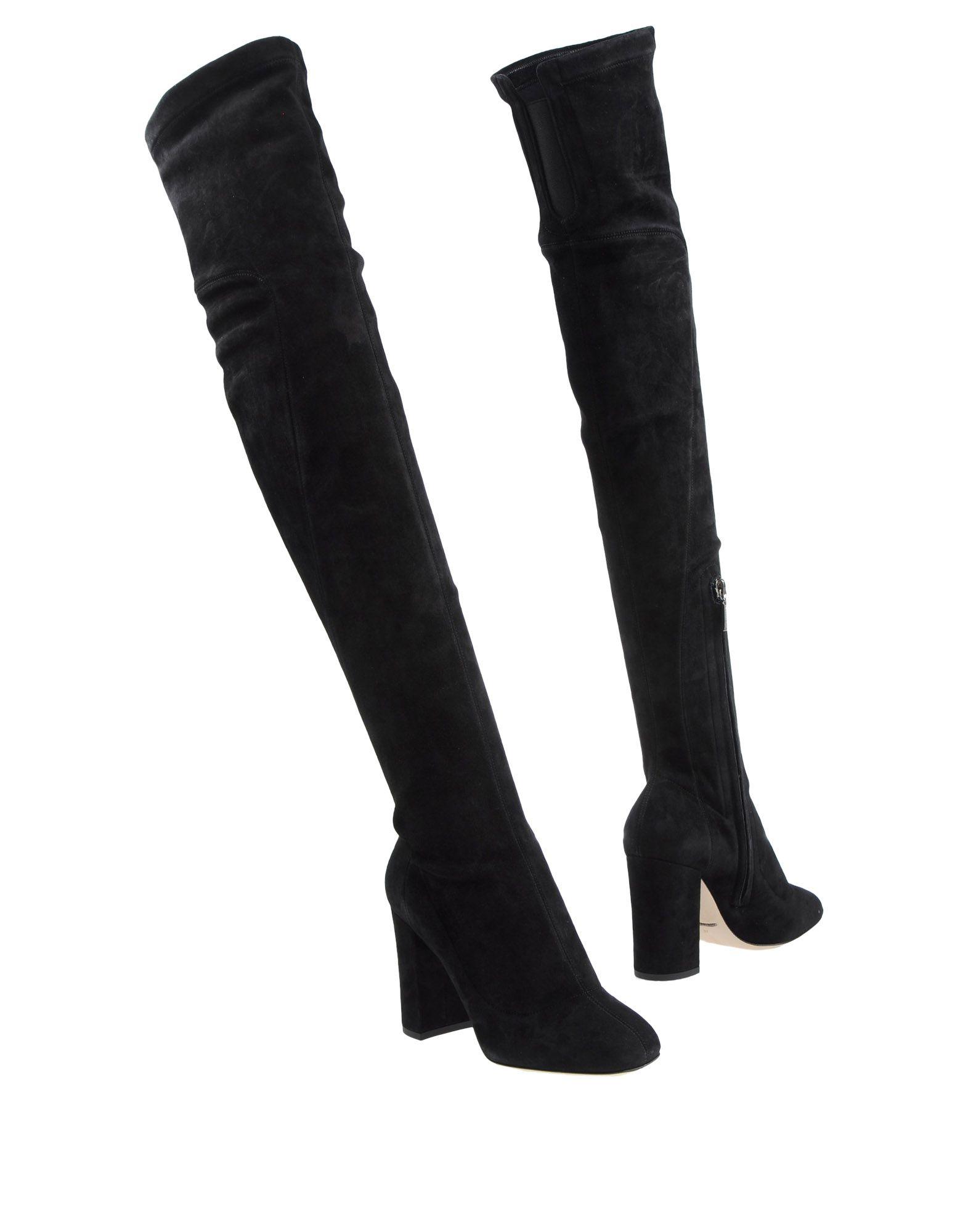Dolce & Gabbana gut Stiefel Damen  11292965IWGünstige gut Gabbana aussehende Schuhe 0b8d90
