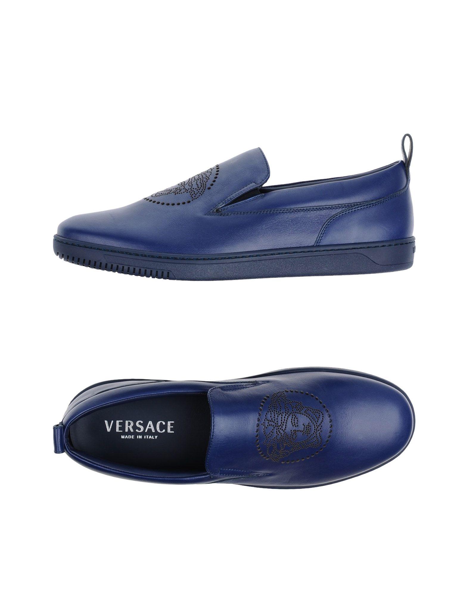 Versace Loafers - Men  Versace Loafers online on  Men Canada - 11293226FK 0ed965