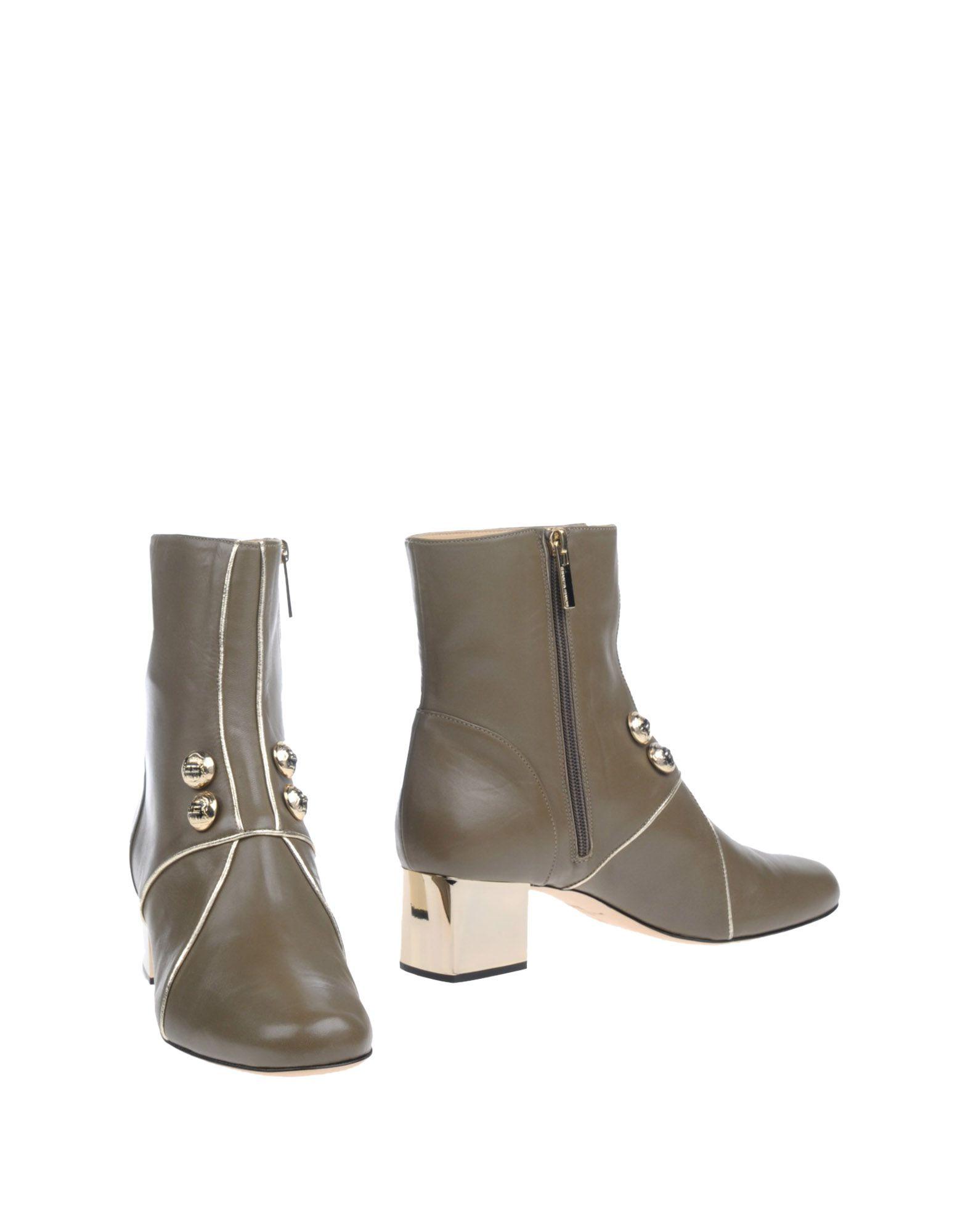 Rabatt Stiefelette Schuhe Elisabetta Franchi Stiefelette Rabatt Damen  11293383NN 07712f