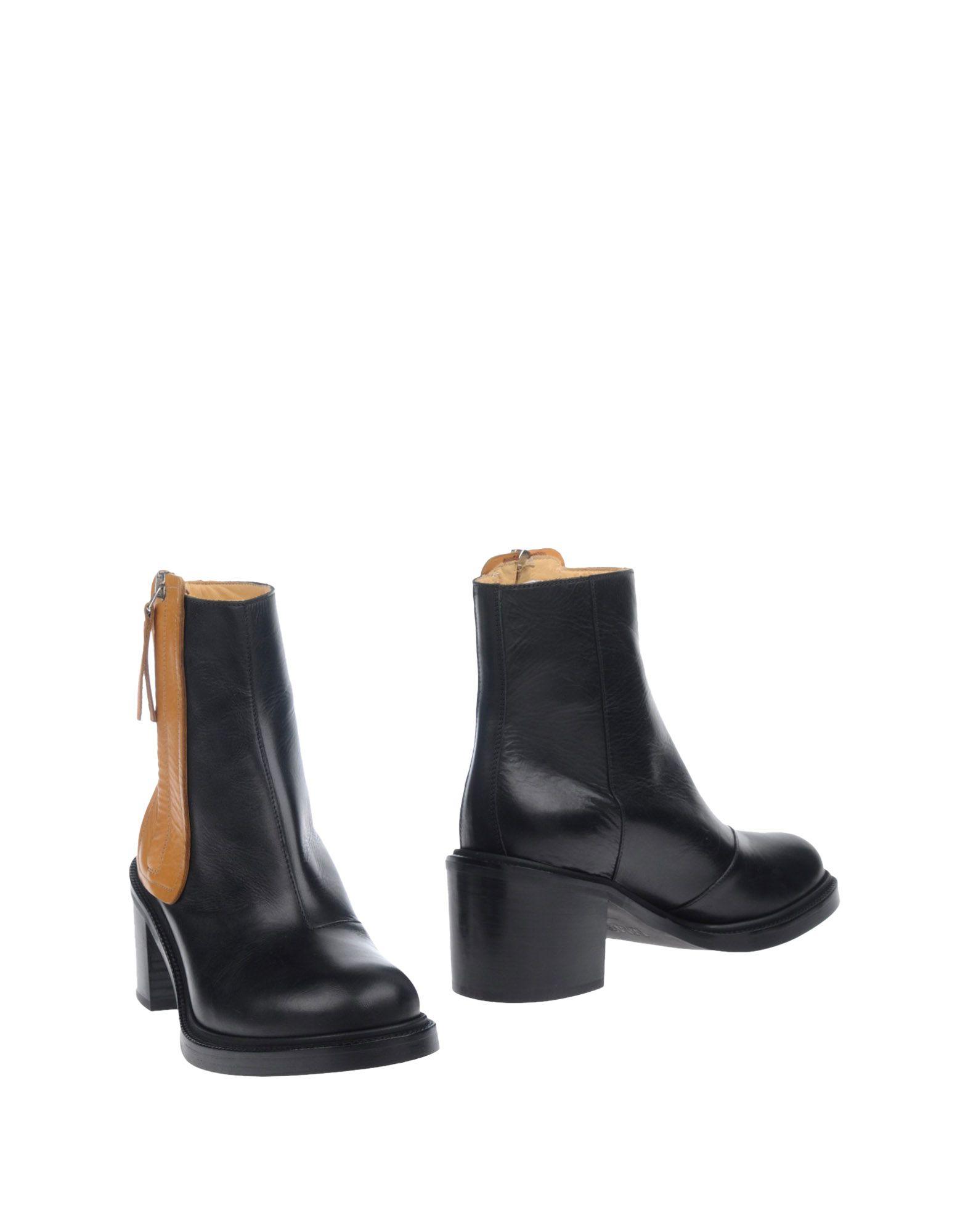 Rabatt  Schuhe Mm6 Maison Margiela Stiefelette Damen  Rabatt 11293390QB 336397