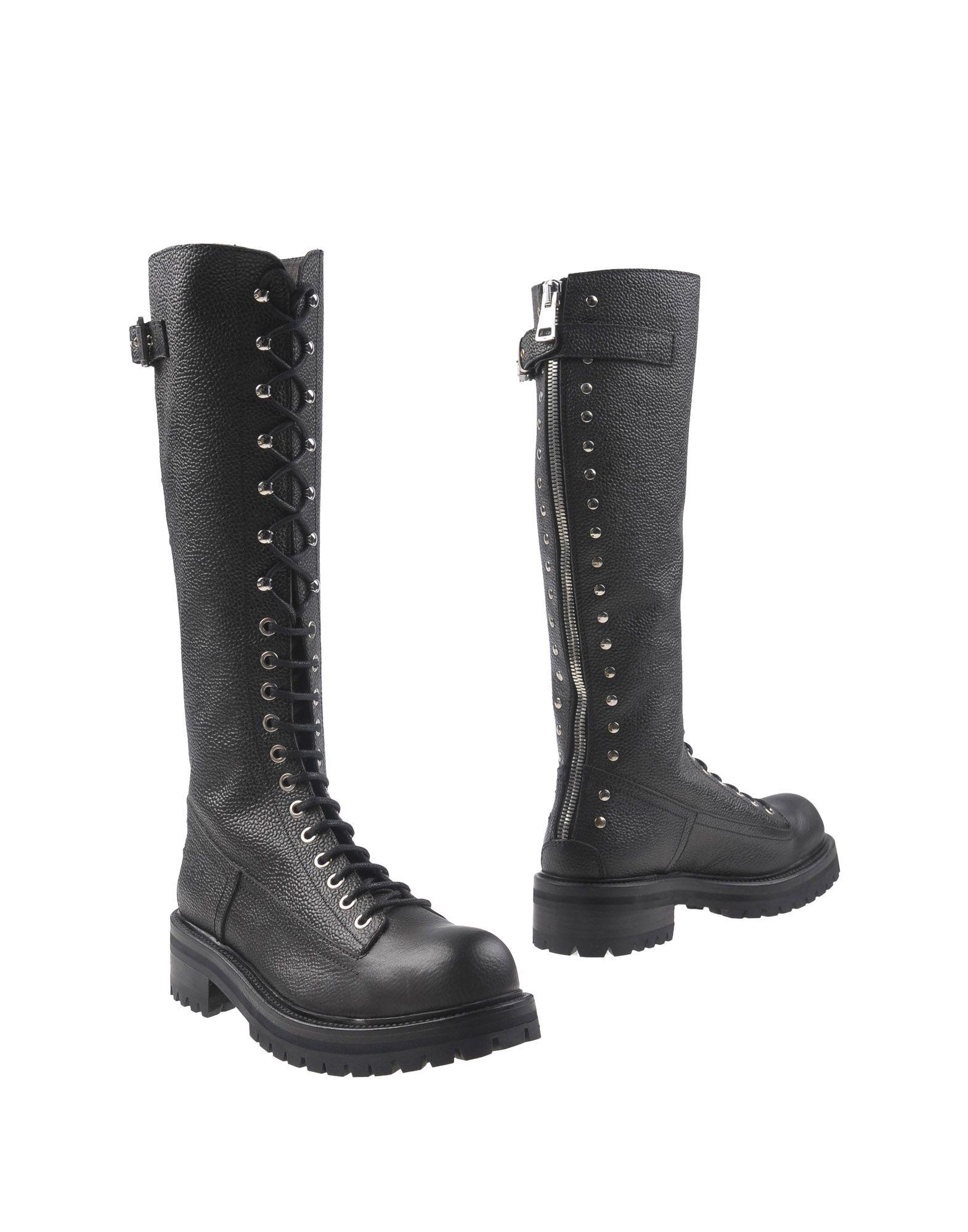 Heiße Dondup Stiefel Damen  11294137KM Heiße  Schuhe da455c