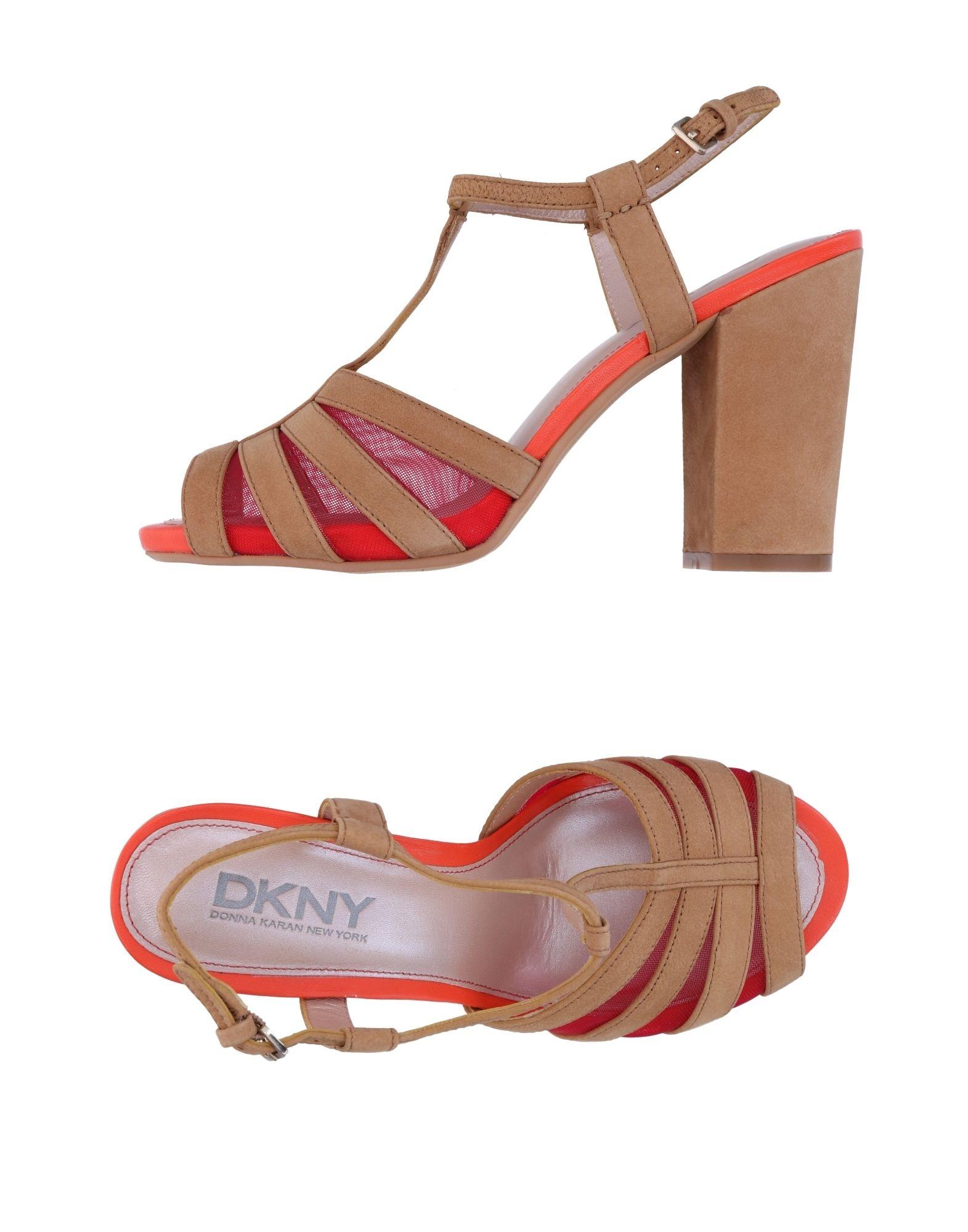 03f7b75573805c Dkny Sandals - Women Dkny Sandals online on YOOX United States - 11294152QO
