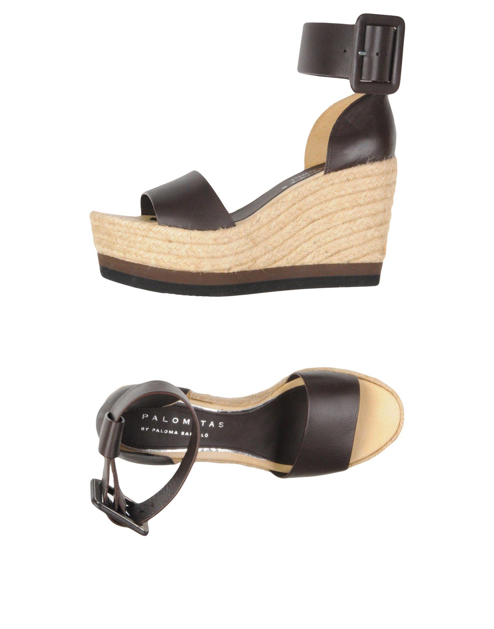 Stilvolle billige Schuhe Palomitas By Paloma Barceló Sandalen Damen  11294181TQ