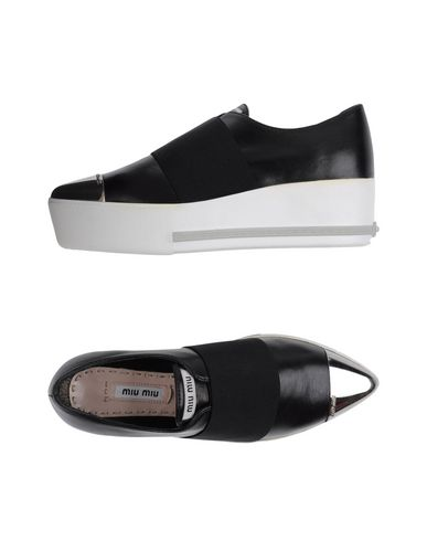 MIU MIU Sneakers in Black