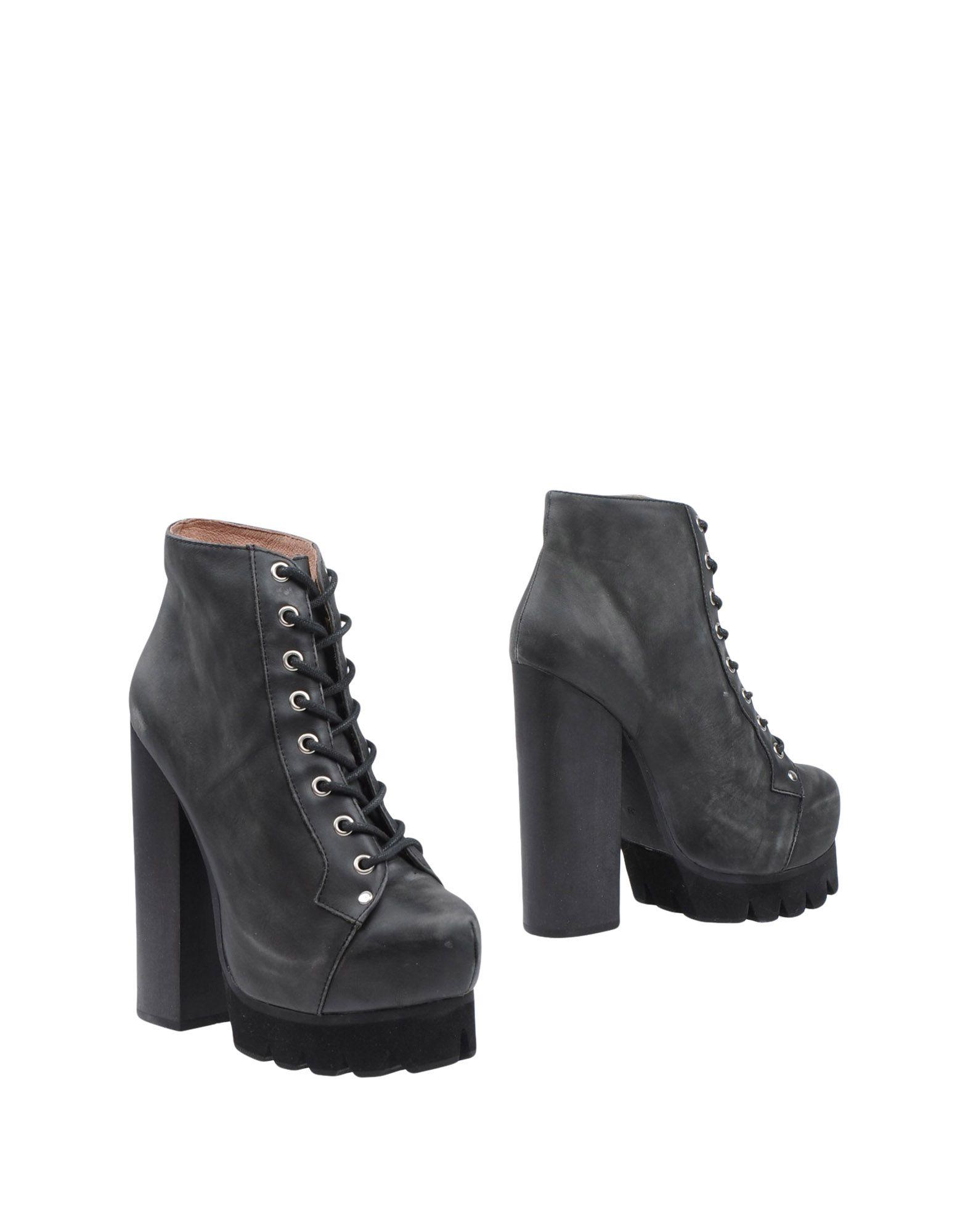 Gut um billige Schuhe zu tragenJeffrey Campbell Stiefelette Damen  11294670JJ