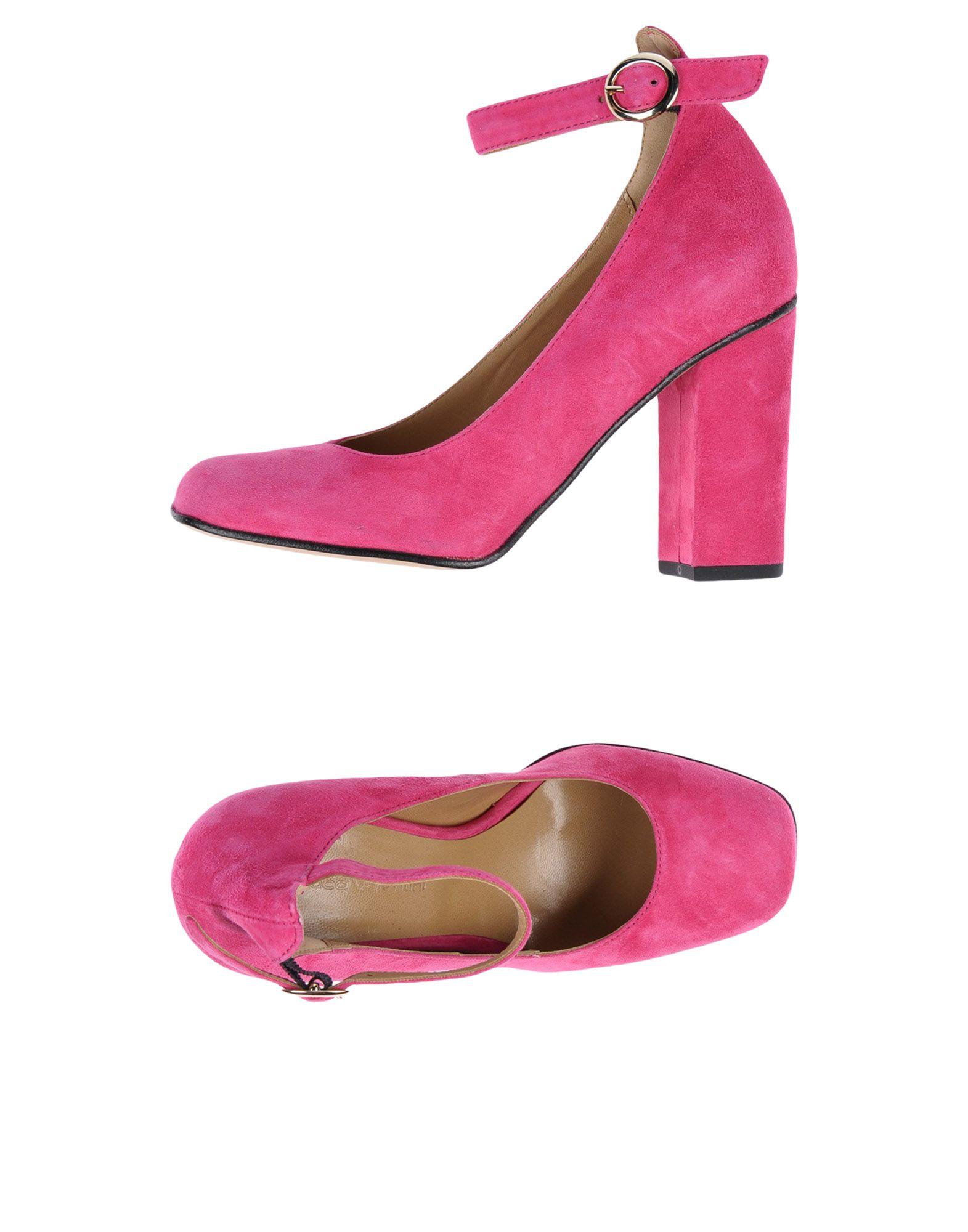 Luca Valentini Pumps Damen Gute  11294978IC Gute Damen Qualität beliebte Schuhe 89a1ee