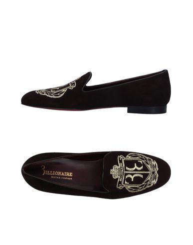 Zapatos con descuento Mocasín Billionaire Hombre - Mocasines Billionaire - 11295032NO Café