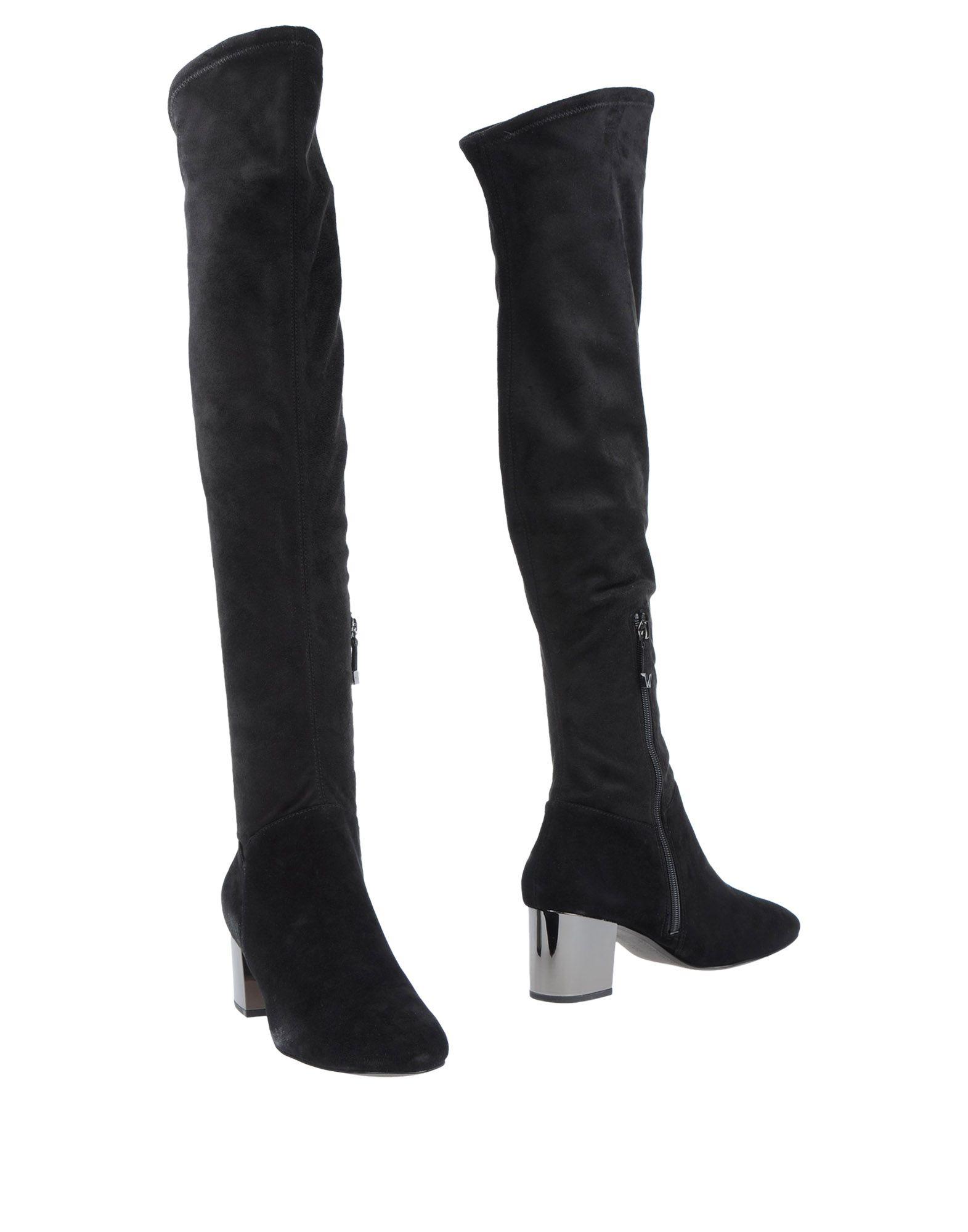 Gut um billige Schuhe Damen zu tragenWhat For Stiefel Damen Schuhe  11295154GI 05a716