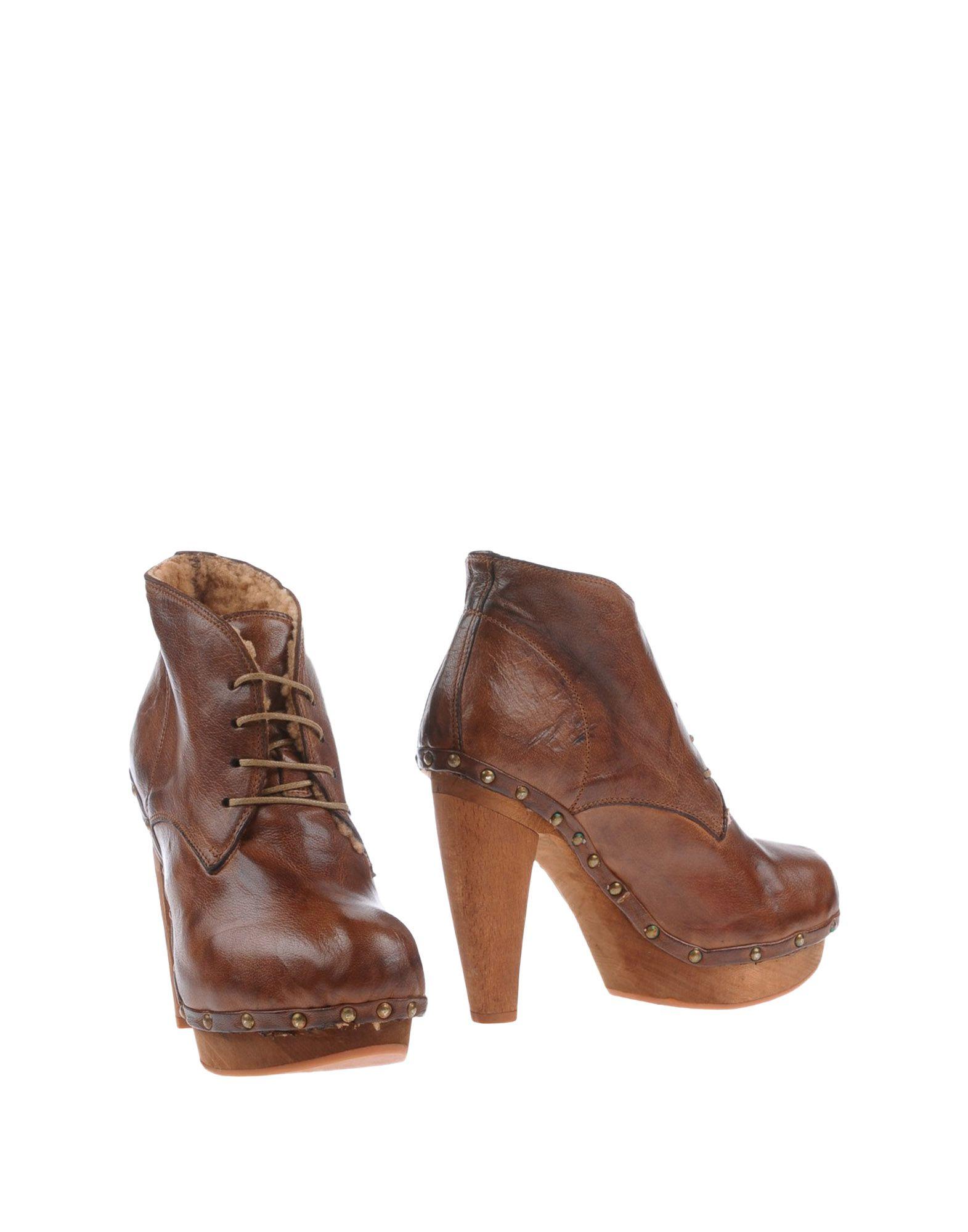 Fauzian Fauzian Fauzian Jeunesse Vintage Stiefelette Damen  11295459IF Neue Schuhe 01447b