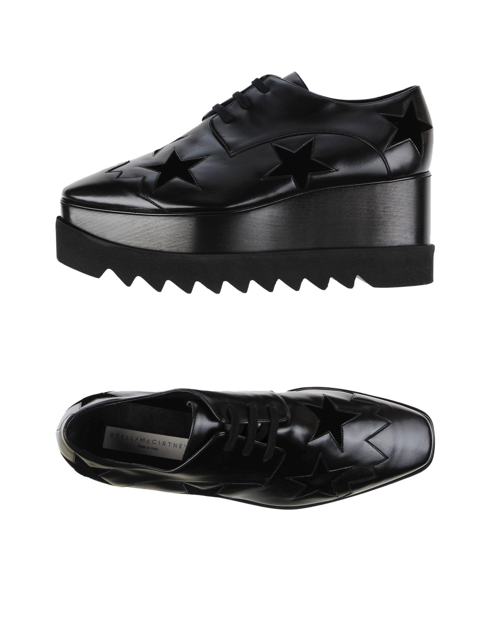Stella Mccartney Mccartney Stella Schnürschuhe Damen 11295933CHGünstige gut aussehende Schuhe 268eff