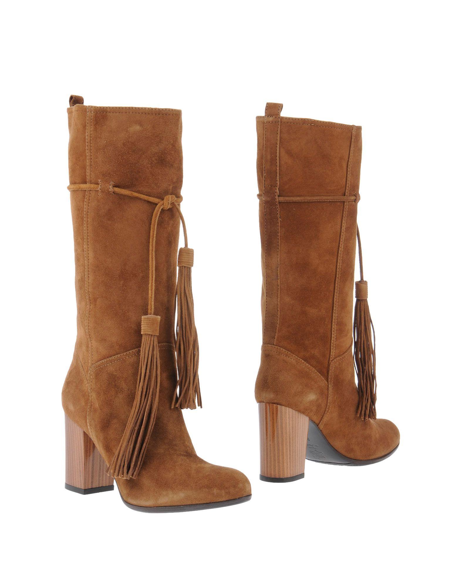 Stilvolle billige Schuhe Michel Rego Stiefel Damen  11296220SB
