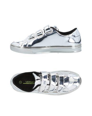 Liquidación de temporada Zapatillas Versace Jeans Mujer - 11296831WQ Zapatillas Versace Jeans - 11296831WQ - Plata a6dd27