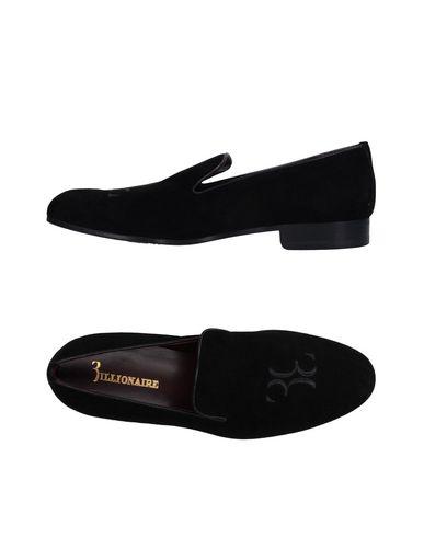 Zapatos con descuento Mocasín Billionaire Hombre - Mocasines Billionaire - 11296899UH Negro