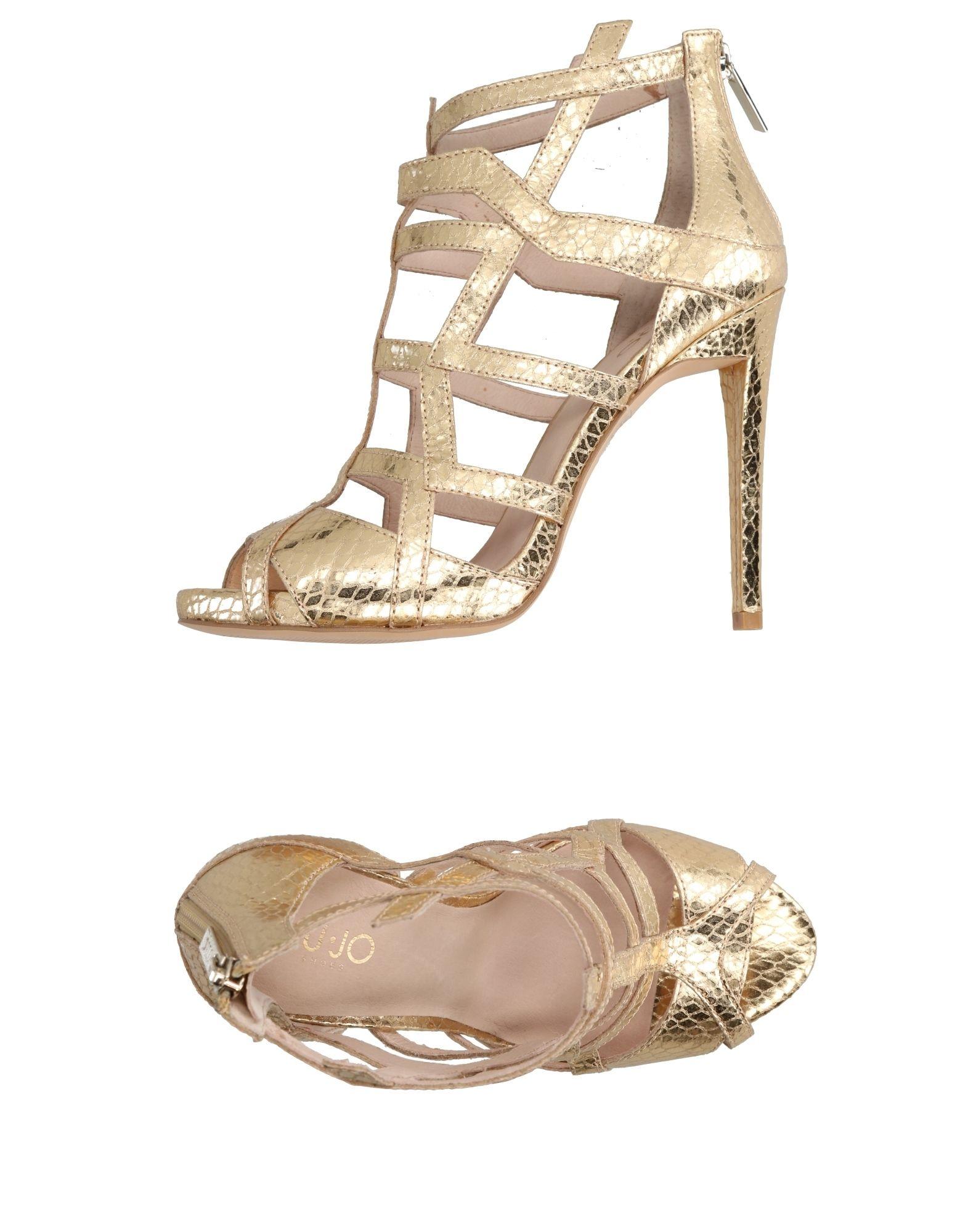 Stilvolle billige Schuhes Schuhe Liu •Jo Schuhes billige Sandalen Damen 11296950RN 777235