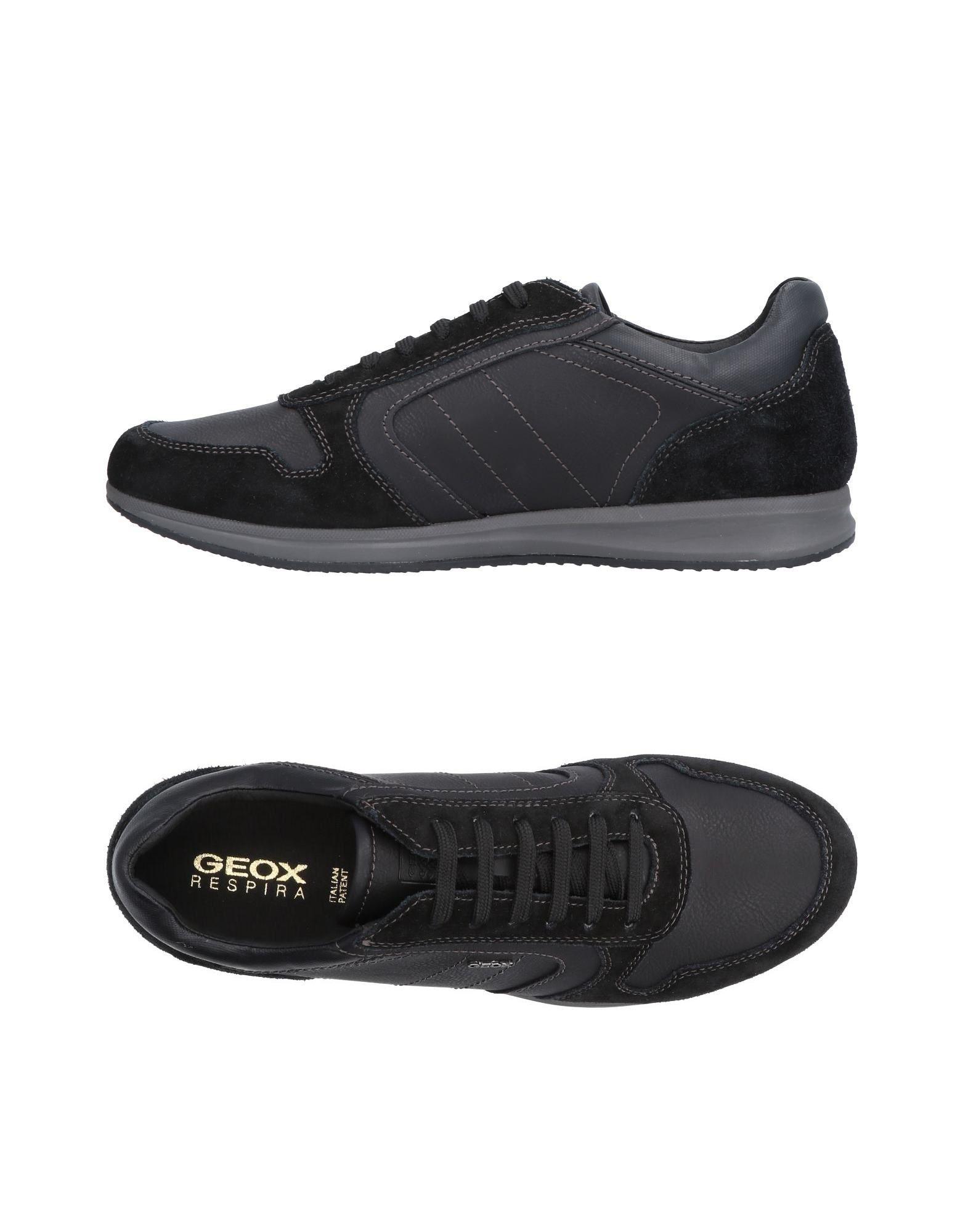 Rabatt Herren echte Schuhe Geox Sneakers Herren Rabatt  11297086EH e6e02a