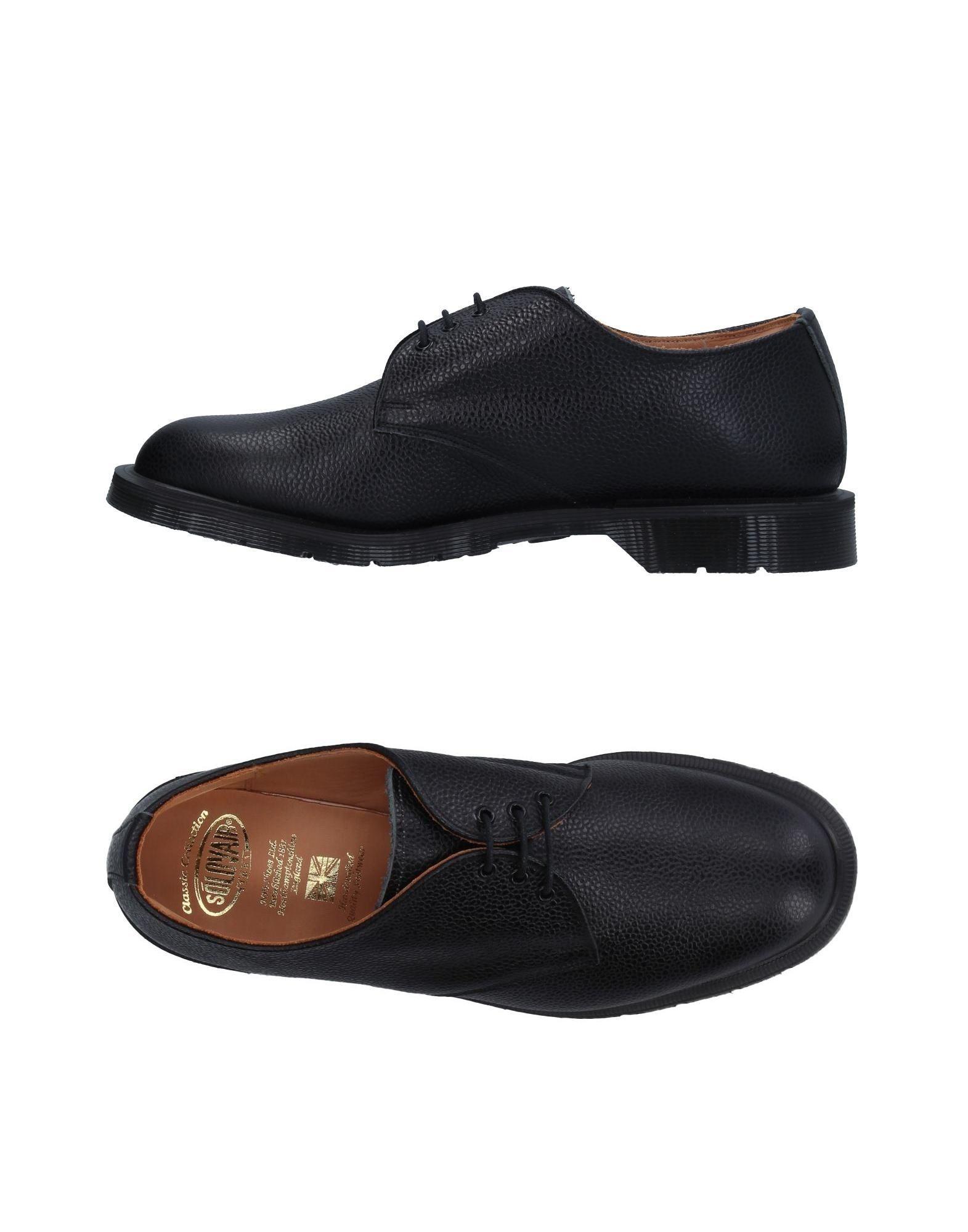 Rabatt echte Schuhe Solovair 1881 Schnürschuhe Herren  11297184JD