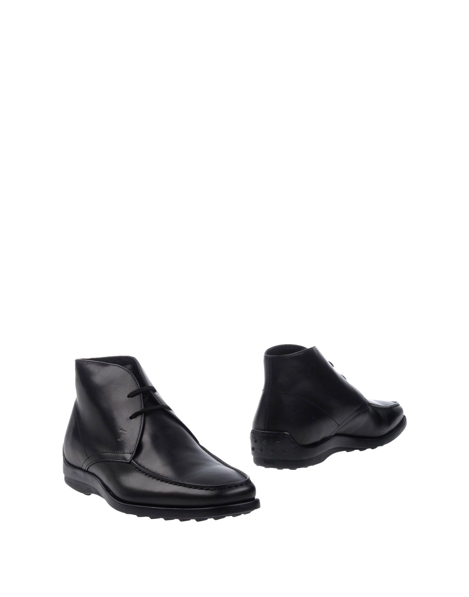 Tod's Stiefelette Herren  11297273EC Gute Qualität beliebte Schuhe