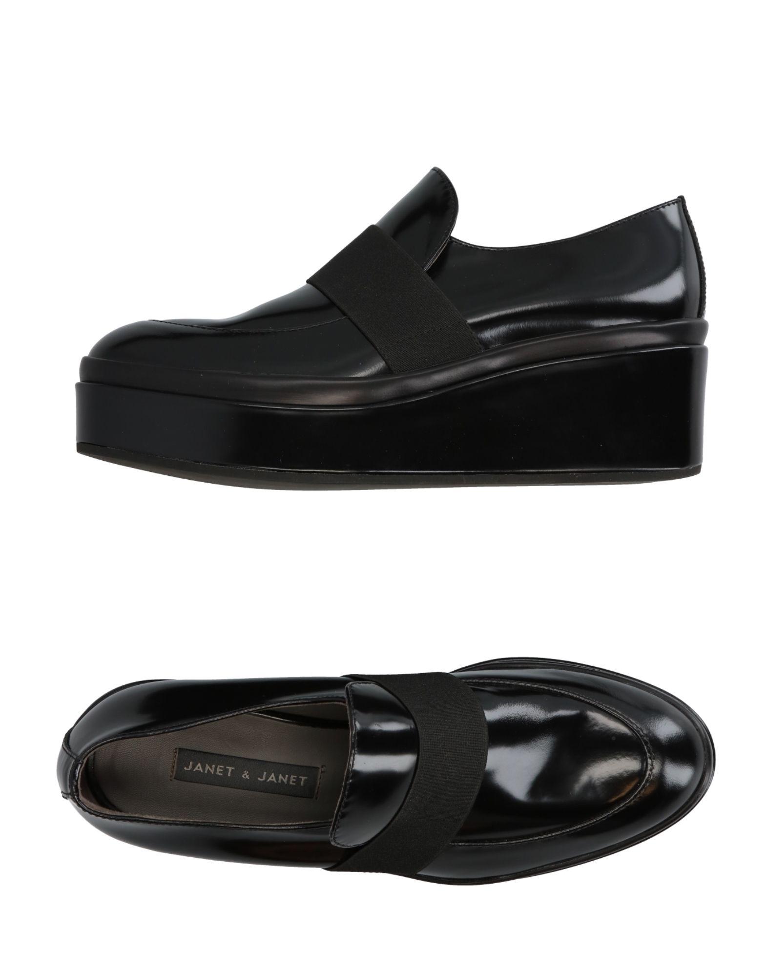 Stilvolle billige Schuhe Janet & Janet Mokassins Damen  11297312OJ