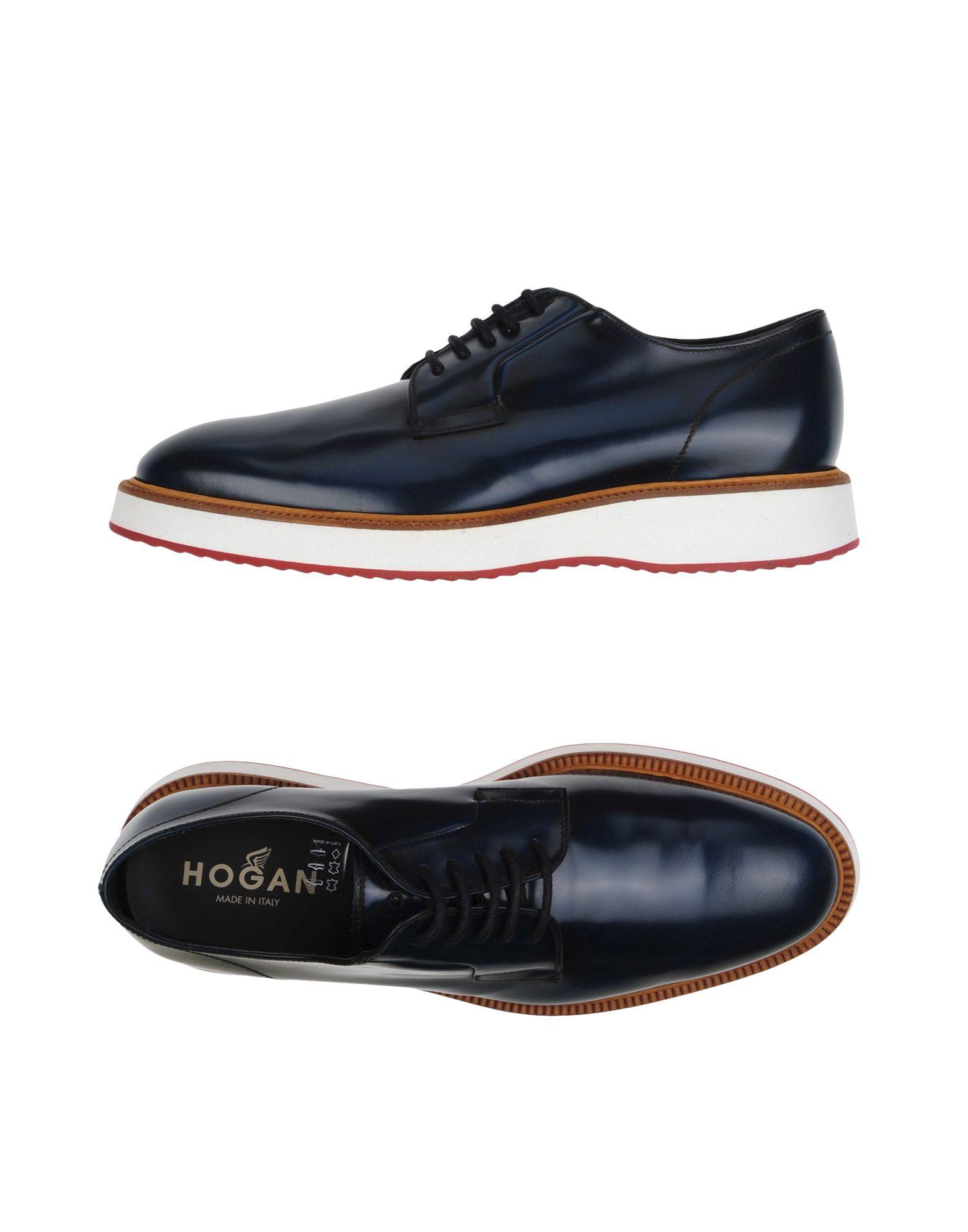 Stringate Hogan Uomo - 11297442JV elegante