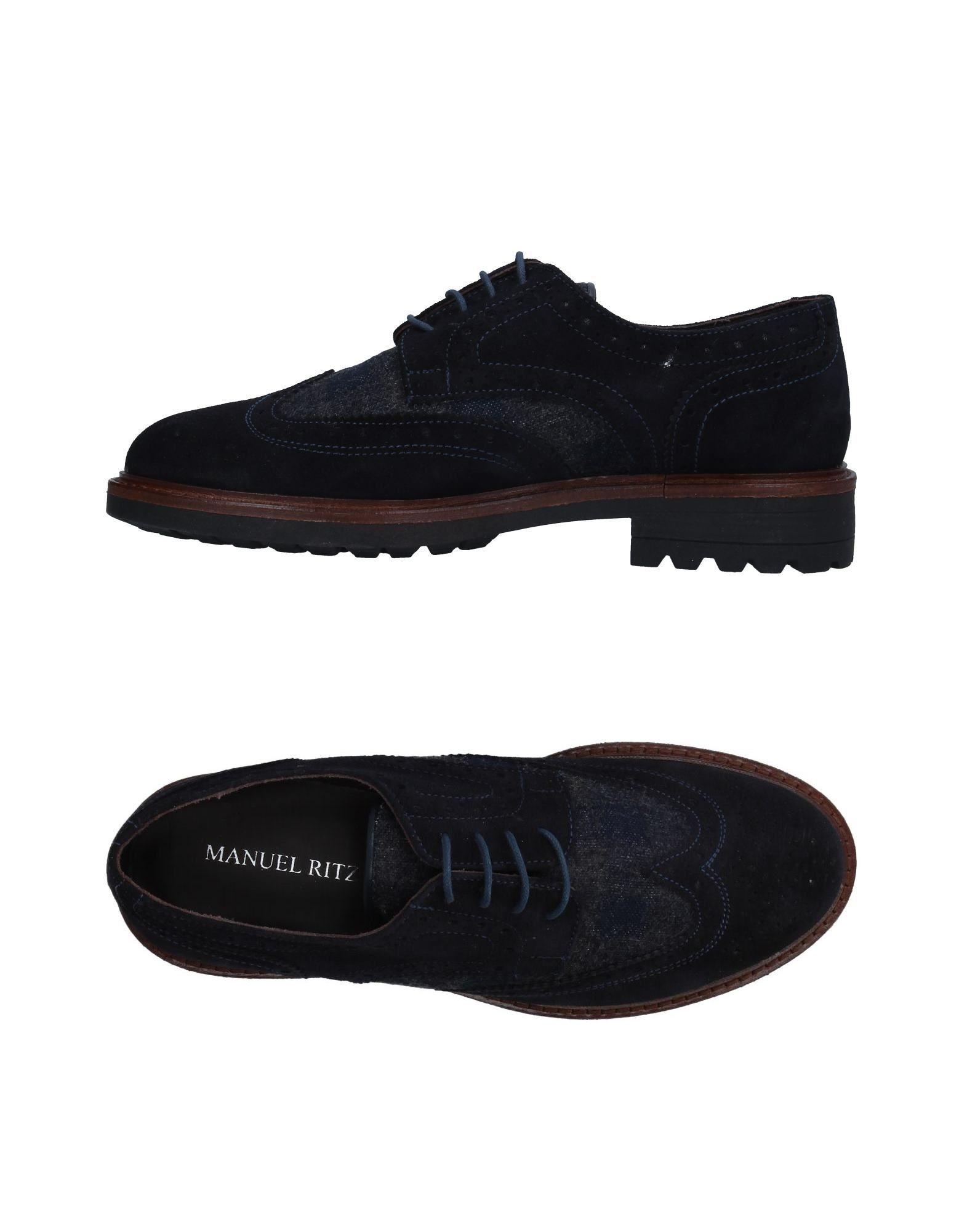 Chaussures À Lacets Manuel Ritz Femme - Chaussures À Lacets Manuel Ritz sur