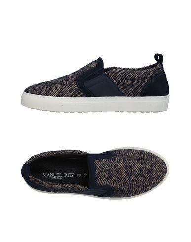 Los zapatos más populares para hombres y mujeres Zapatillas Manuel Ritz Hombre - Zapatillas Manuel Ritz   - 11297484PC Azul oscuro