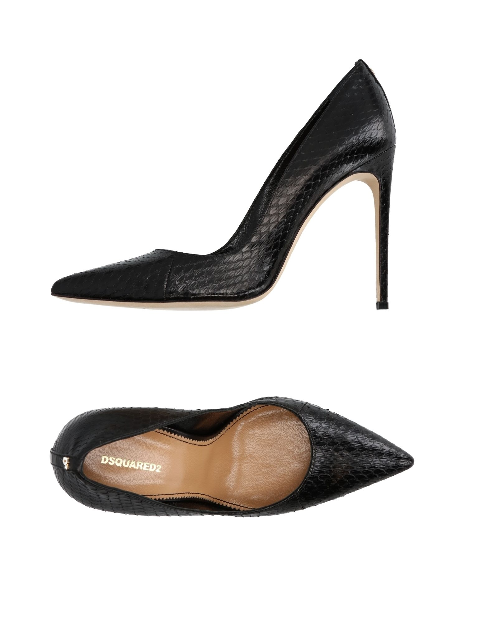 Dsquared2 gut Pumps Damen  11297756BOGünstige gut Dsquared2 aussehende Schuhe 89254f