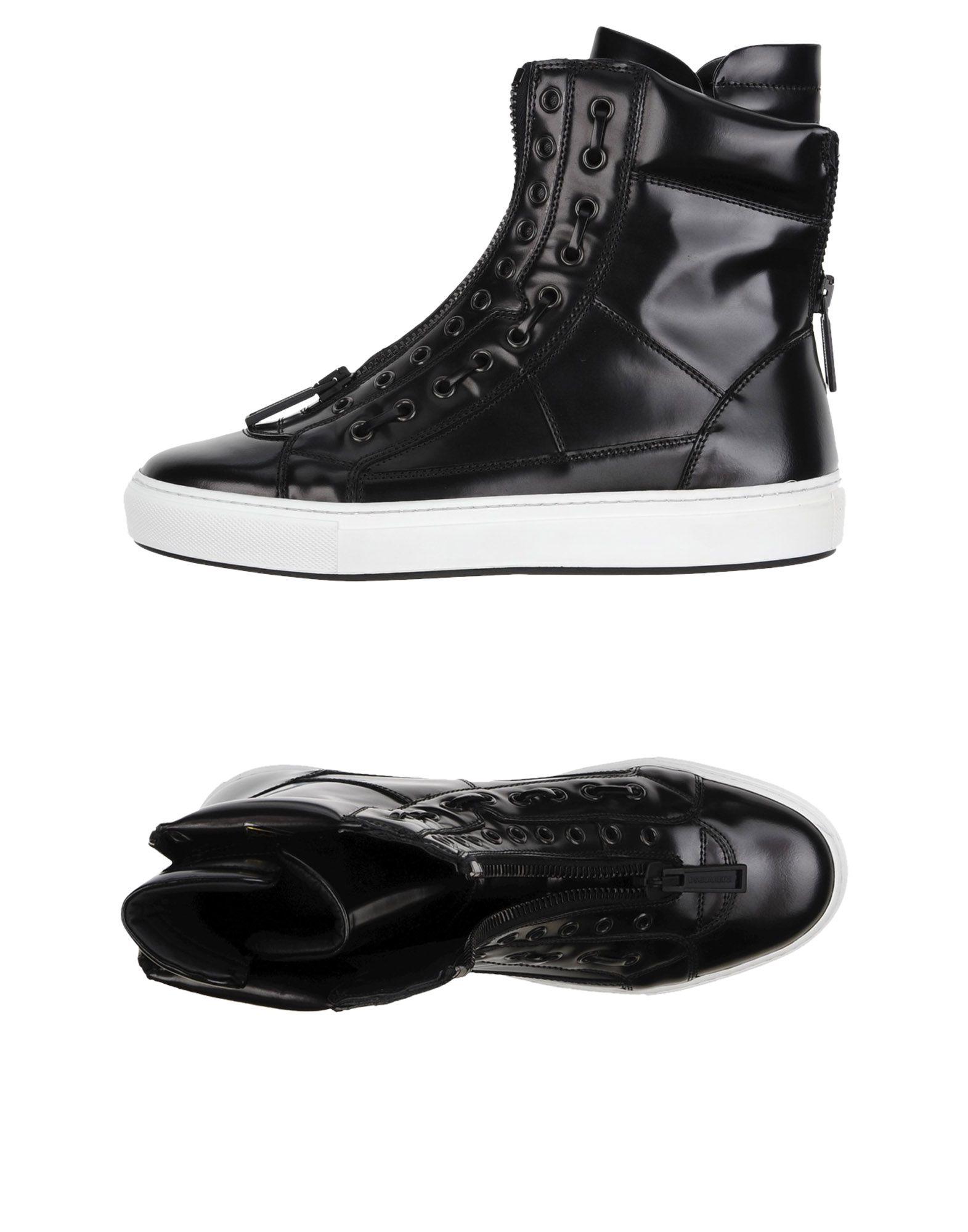 Günstige und modische Schuhe Dsquared2 Sneakers Herren  11297788UU