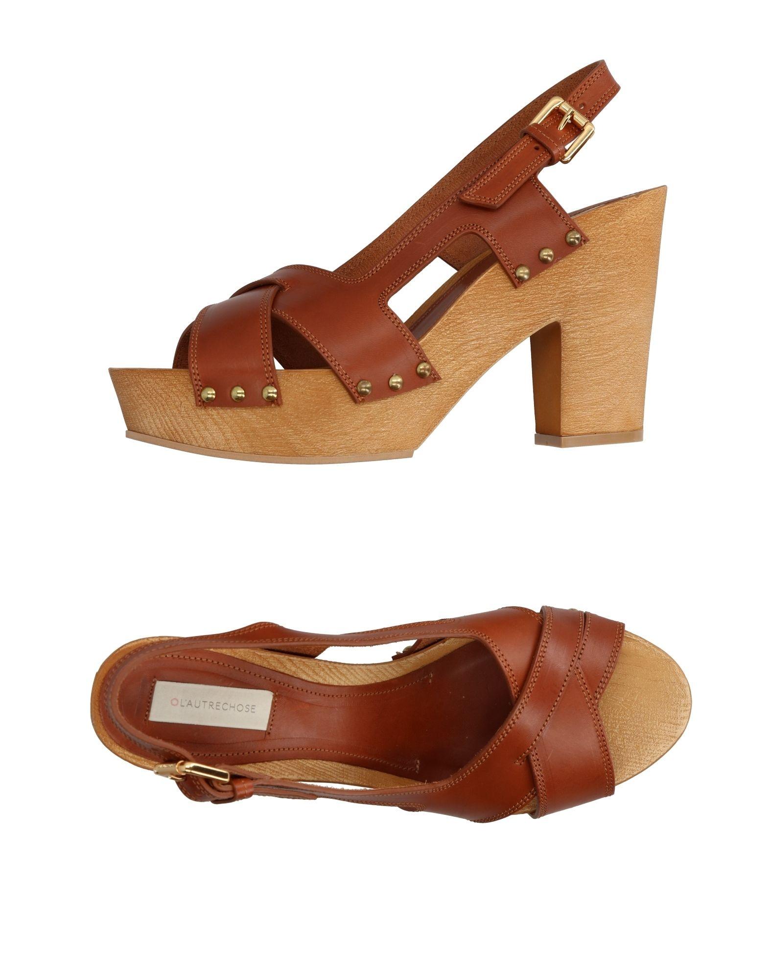 L' Autre Chose Sandalen Damen  11298061XW Gute Qualität beliebte Schuhe