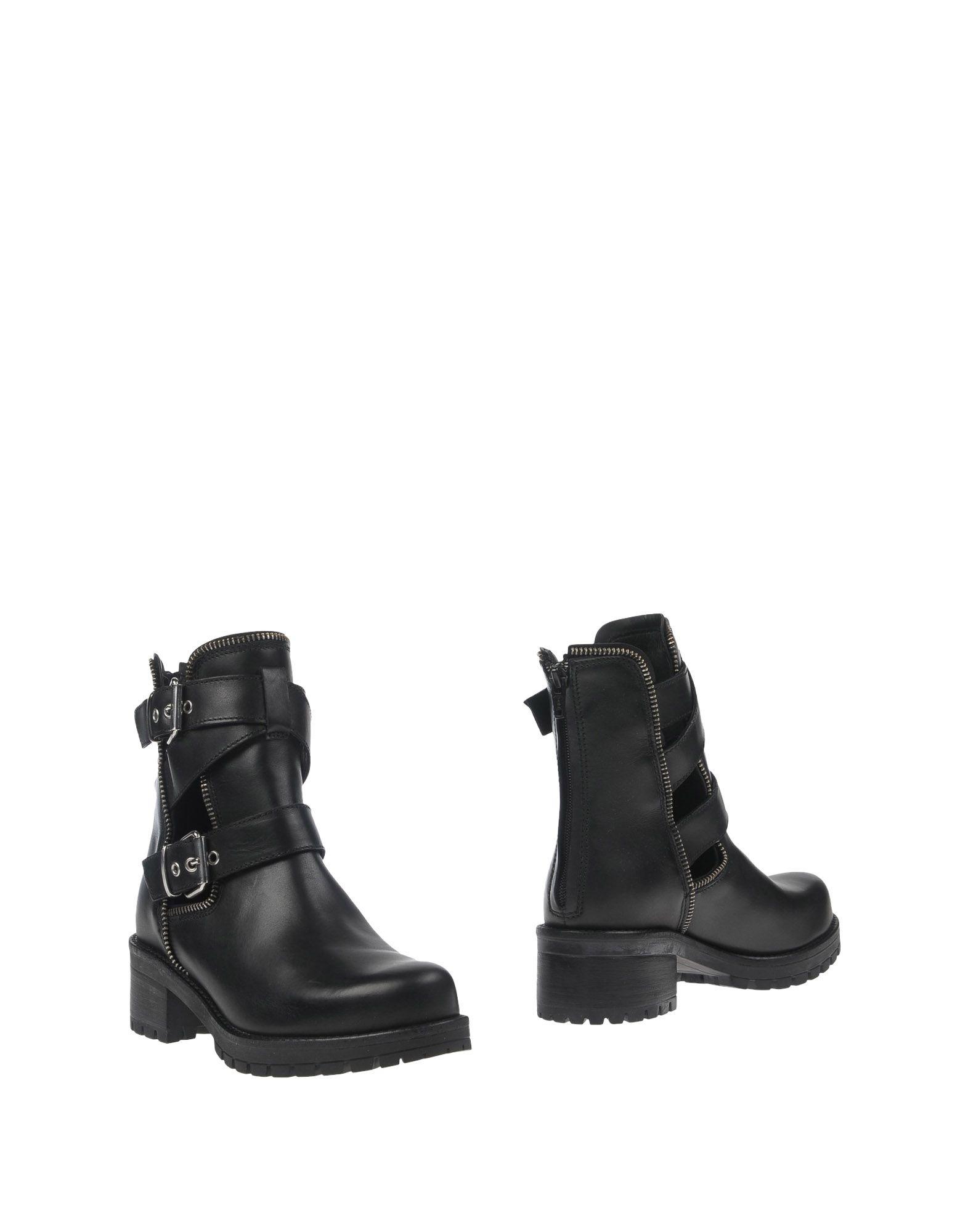Cult Boot Femme Black/dark Grey SpbvQXFhC