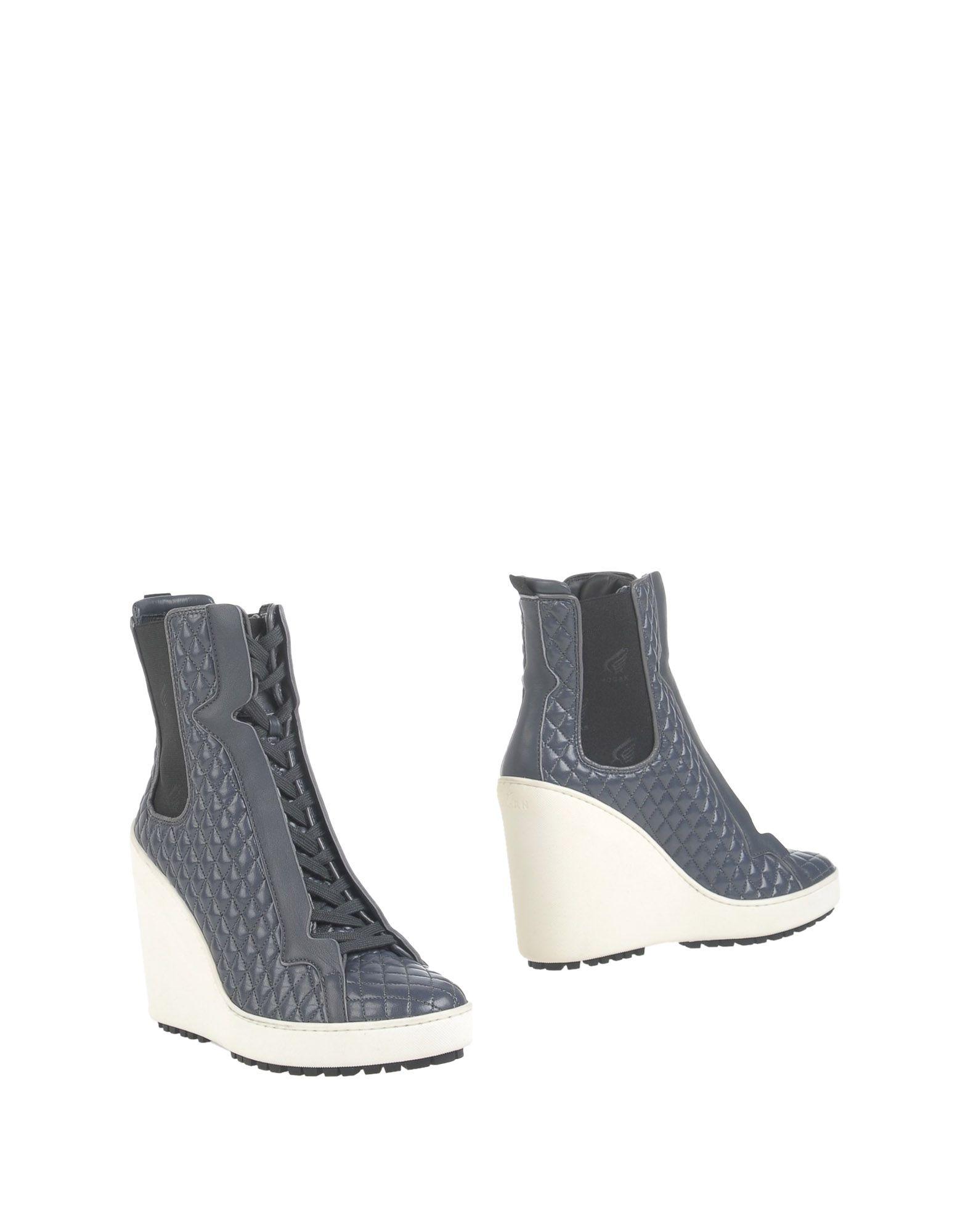 Rabatt  Schuhe Hogan Stiefelette Damen  Rabatt 11298298DM dbf2be