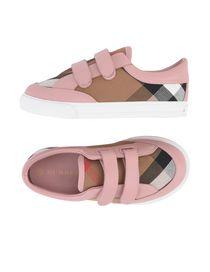BURBERRY CHILDREN - Sneakers