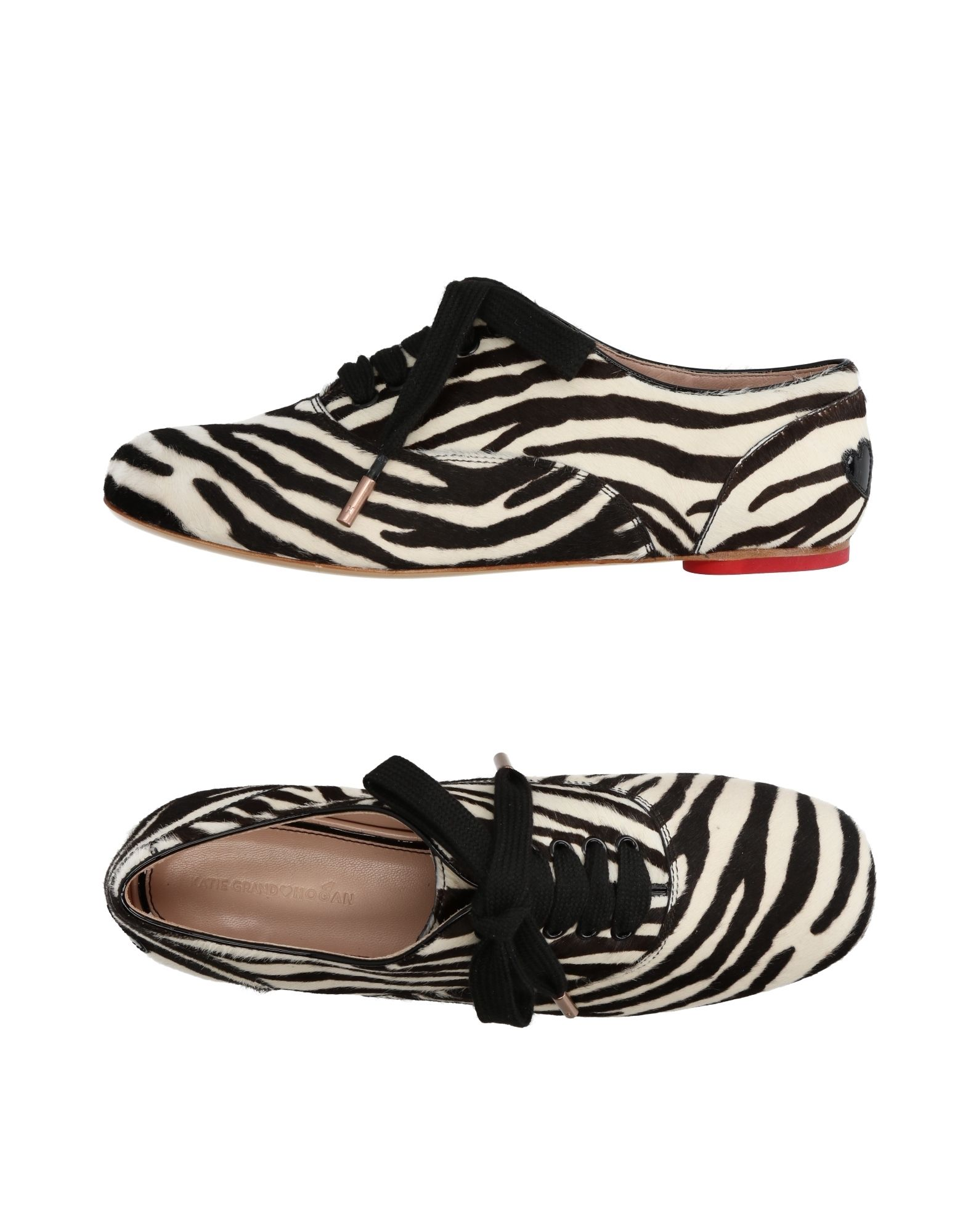Rabatt Schuhe Katie Grand Loves Hogan Schnürschuhe Damen  11298351UI
