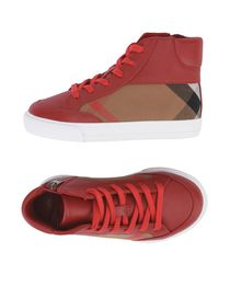 BURBERRY CHILDREN - Sneakers