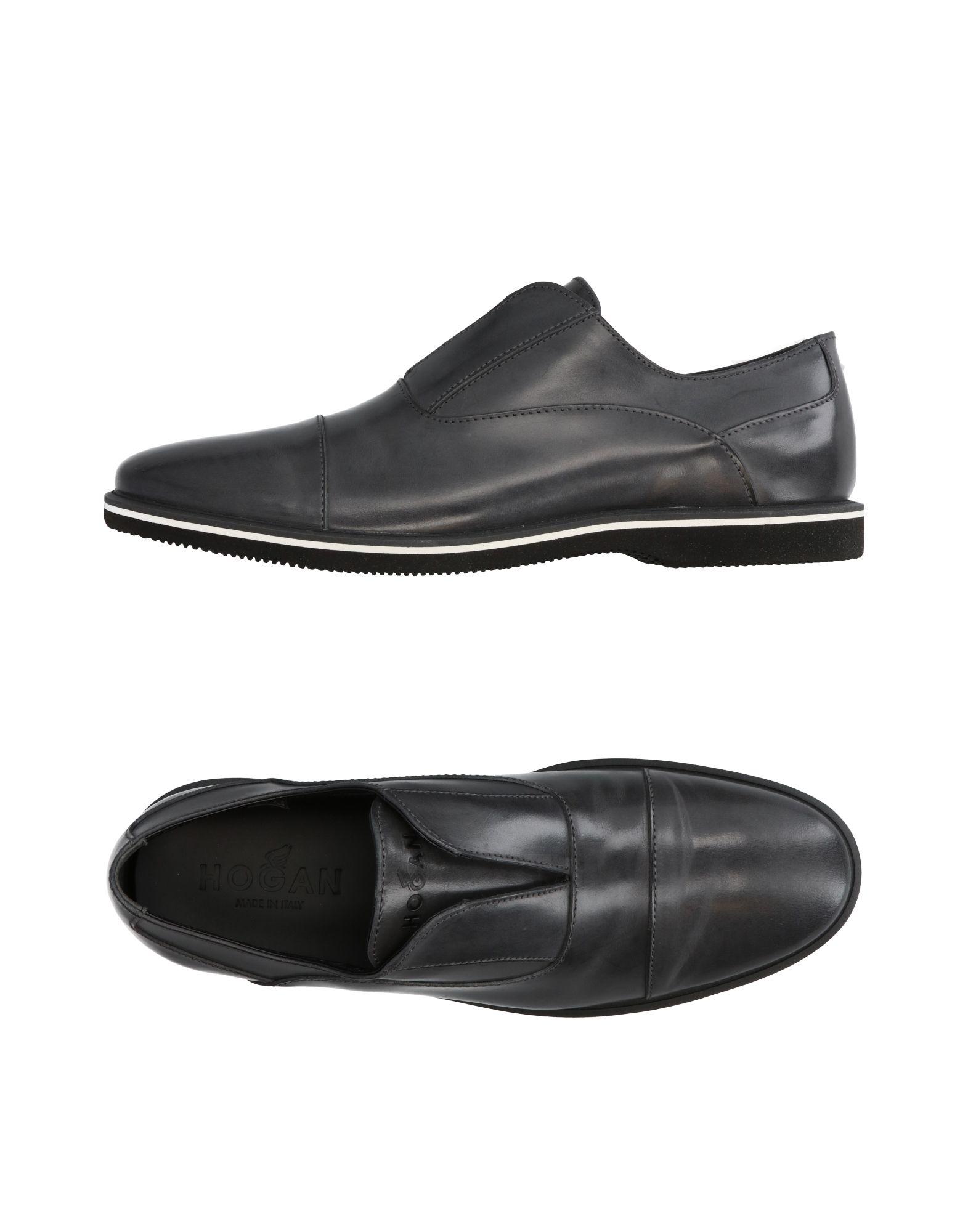 Günstige und modische Schuhe Hogan Mokassins Herren  11298446JI