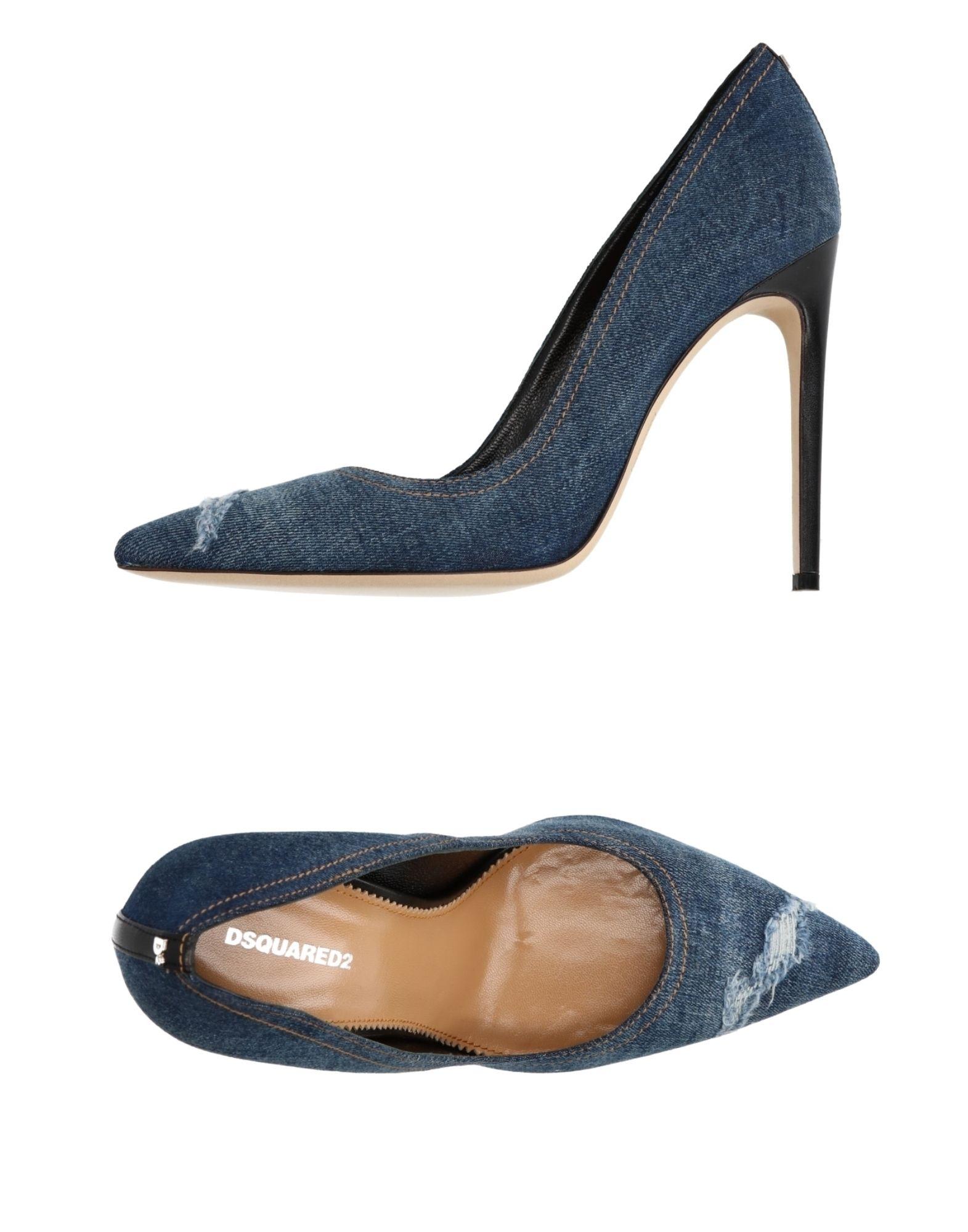 Dsquared2 Pumps Damen  11298583DKGünstige gut aussehende Schuhe