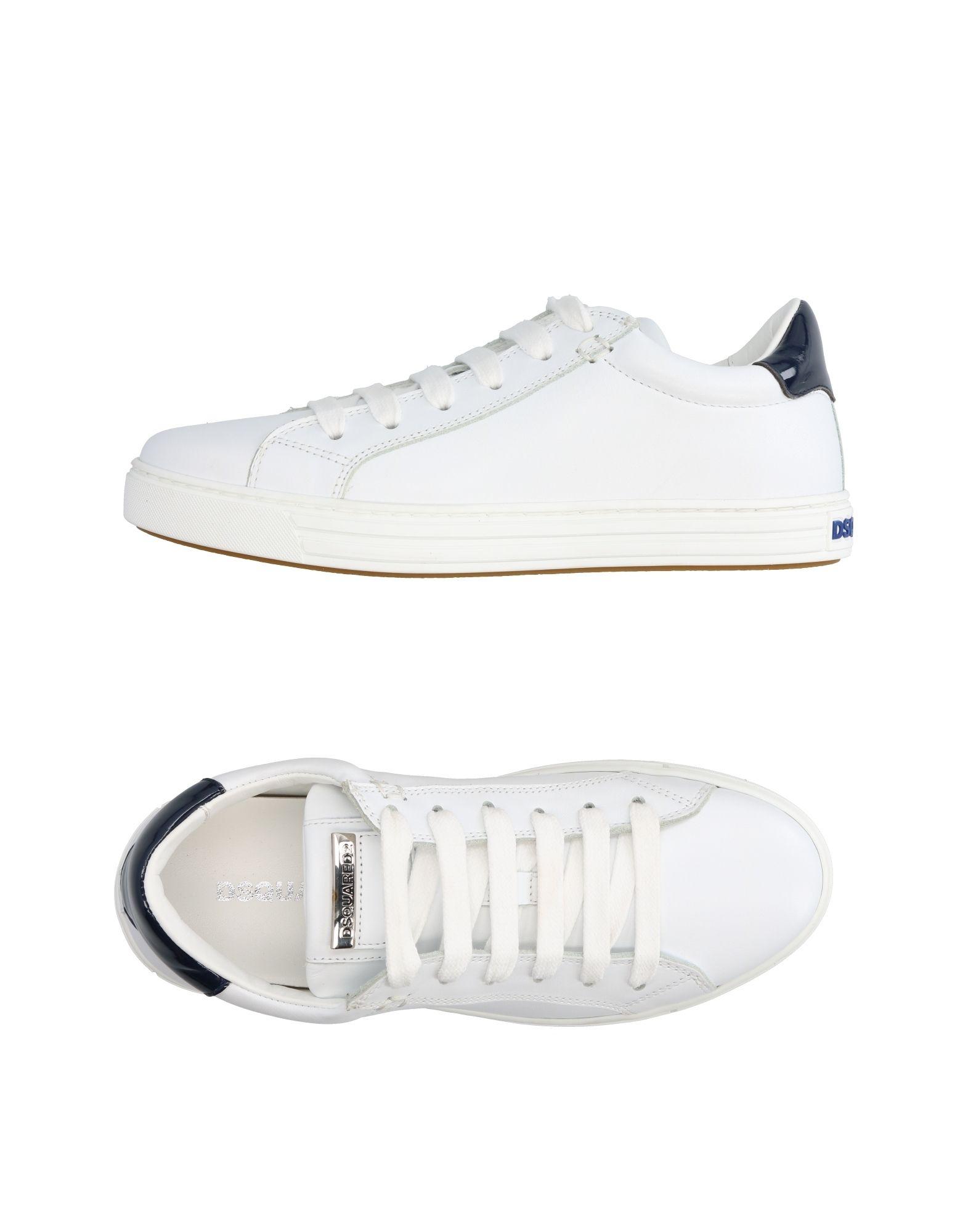 Rabatt Schuhe Dsquared2 Sneakers Damen  11298599XE