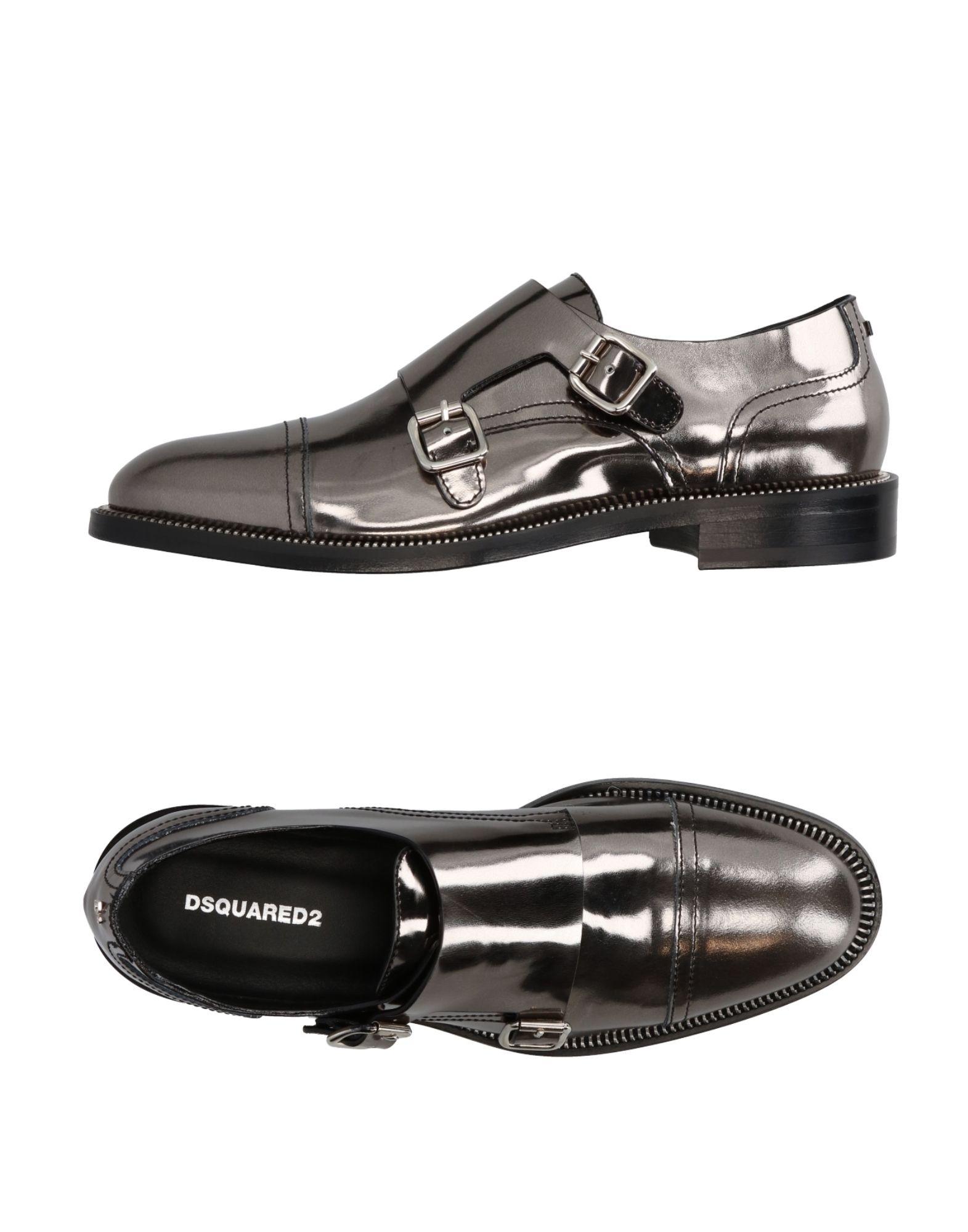 Dsquared2 Mokassins aussehende Damen  11298600NGGünstige gut aussehende Mokassins Schuhe df06f9