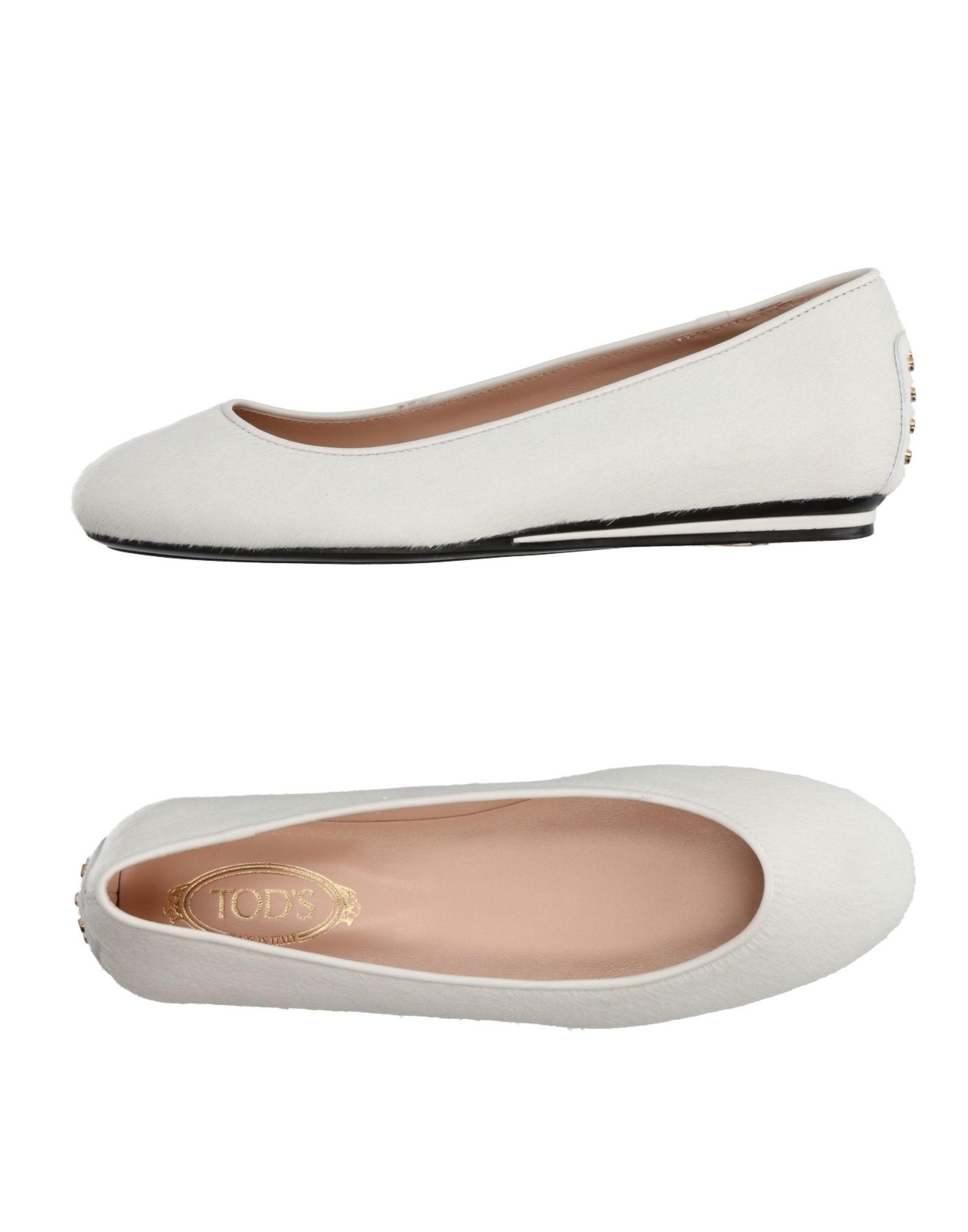 Tod's Ballerinas aussehende Damen  11298685AVGünstige gut aussehende Ballerinas Schuhe 322cf1